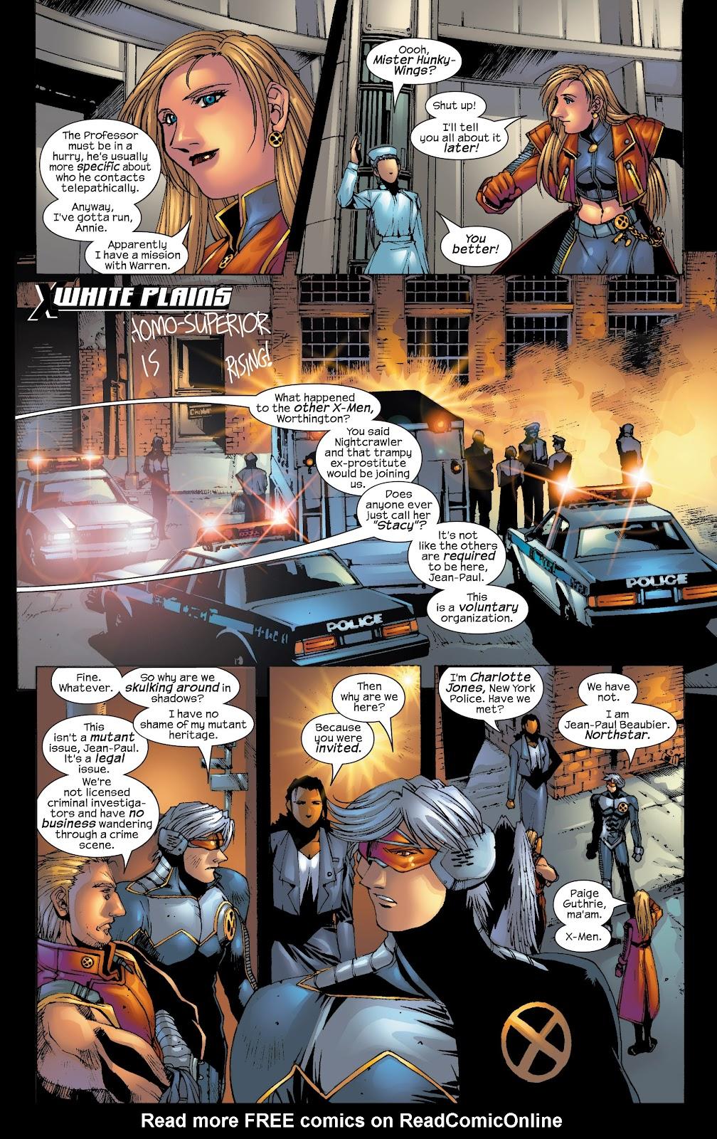 Uncanny X-Men (1963) issue 417 - Page 18