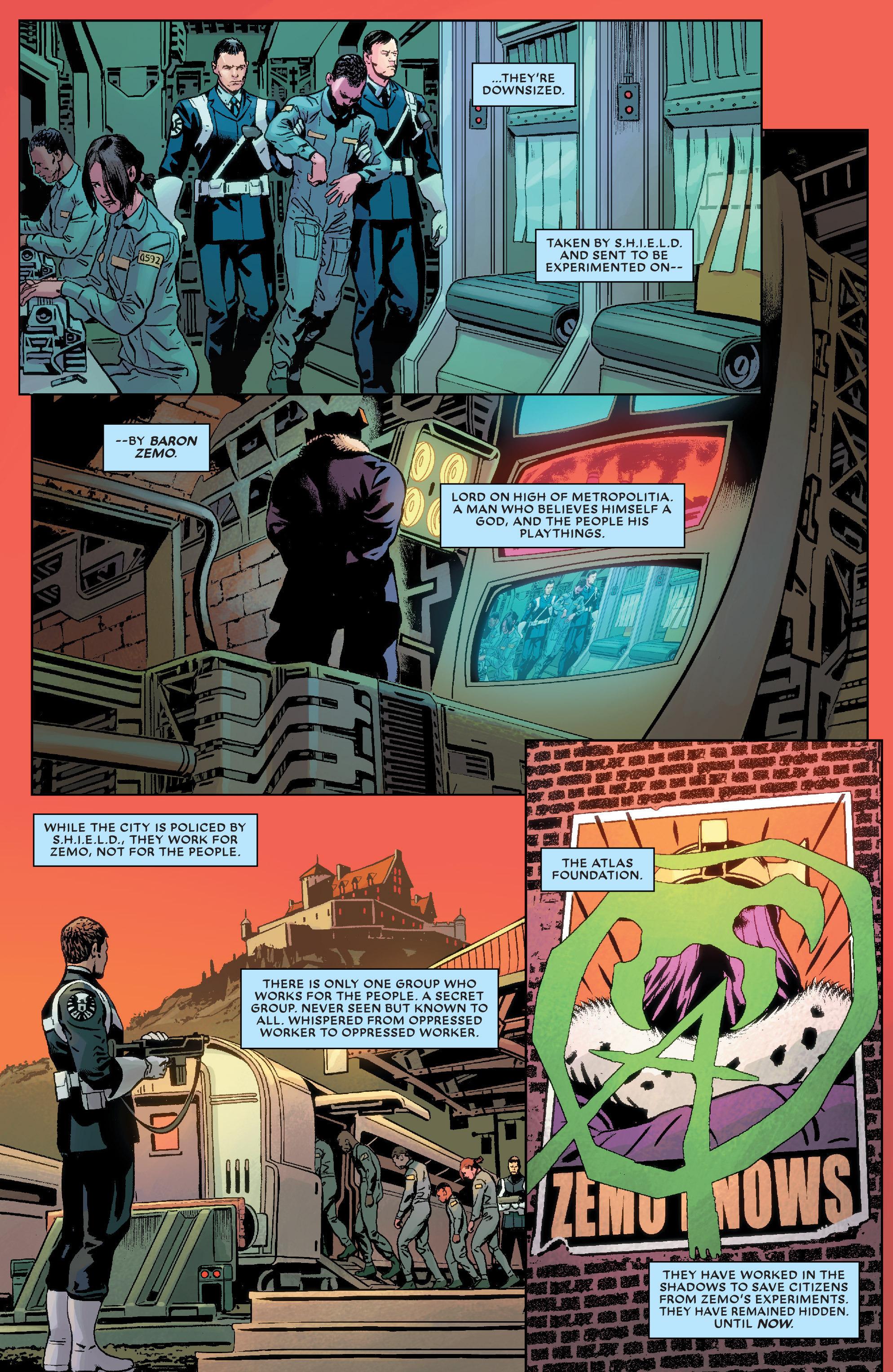 Read online Secret Wars Journal/Battleworld comic -  Issue # TPB - 91