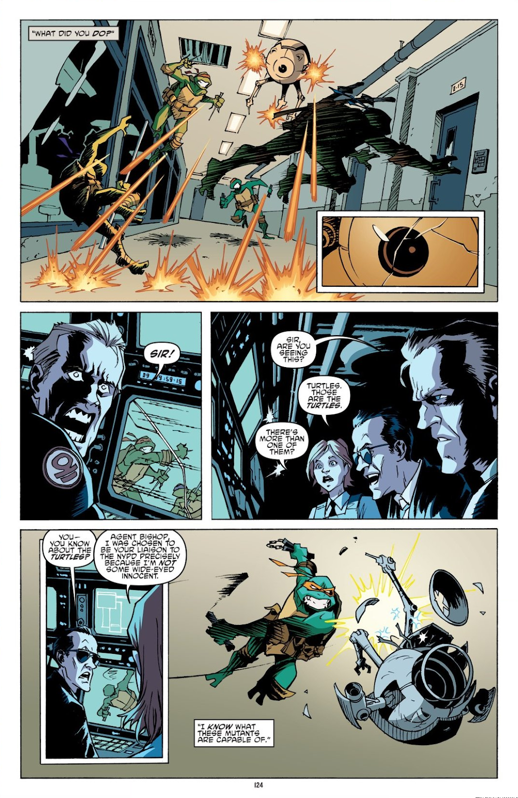 Read online Teenage Mutant Ninja Turtles: The IDW Collection comic -  Issue # TPB 8 (Part 2) - 23
