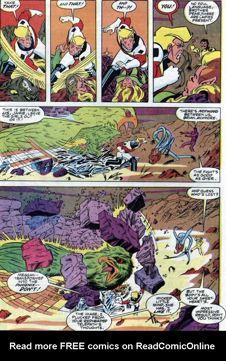 Excalibur (1988) issue 18 - Page 22