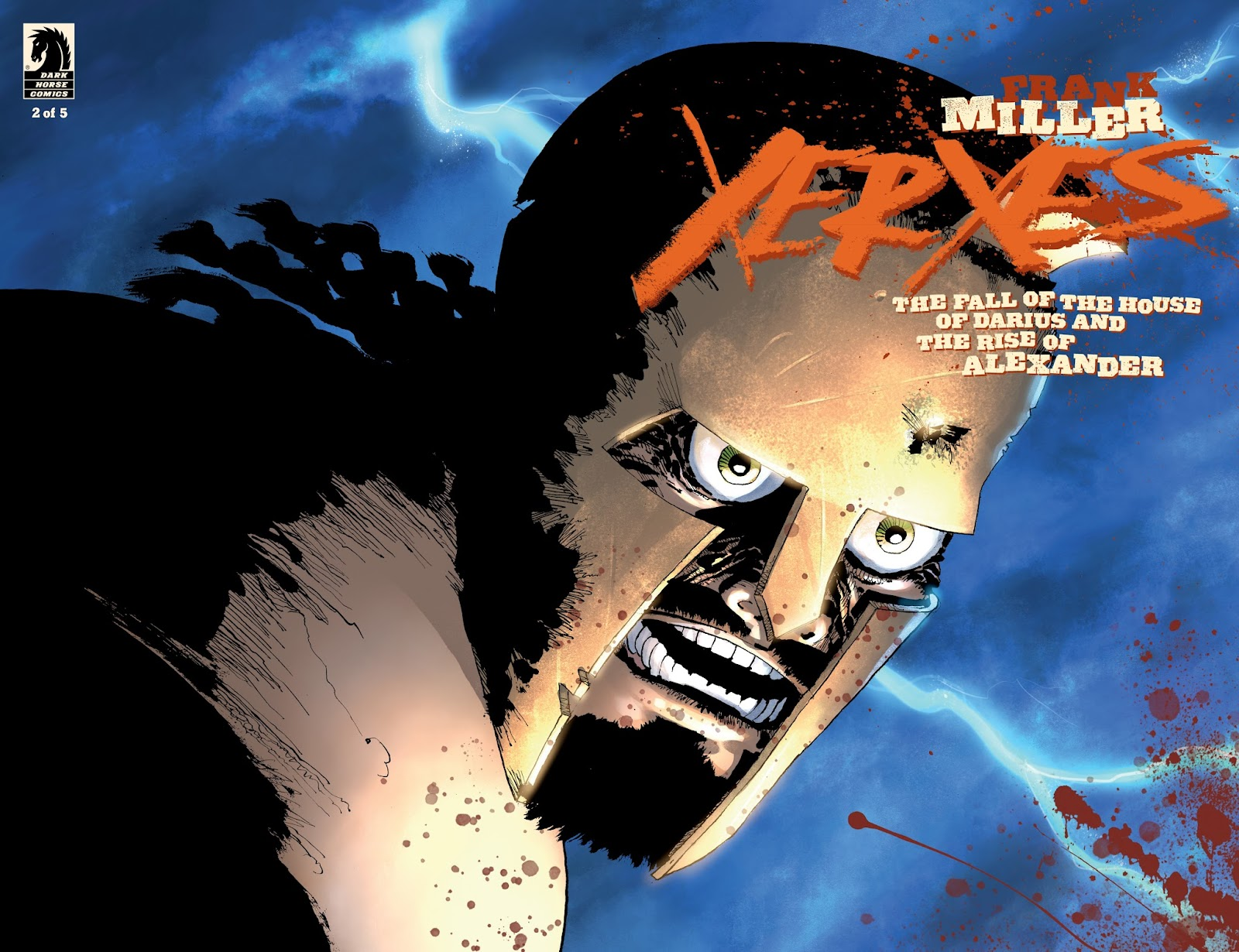 Xerxes: The Fall of the House of Darius and the Rise of Alexander issue 2 - Page 1