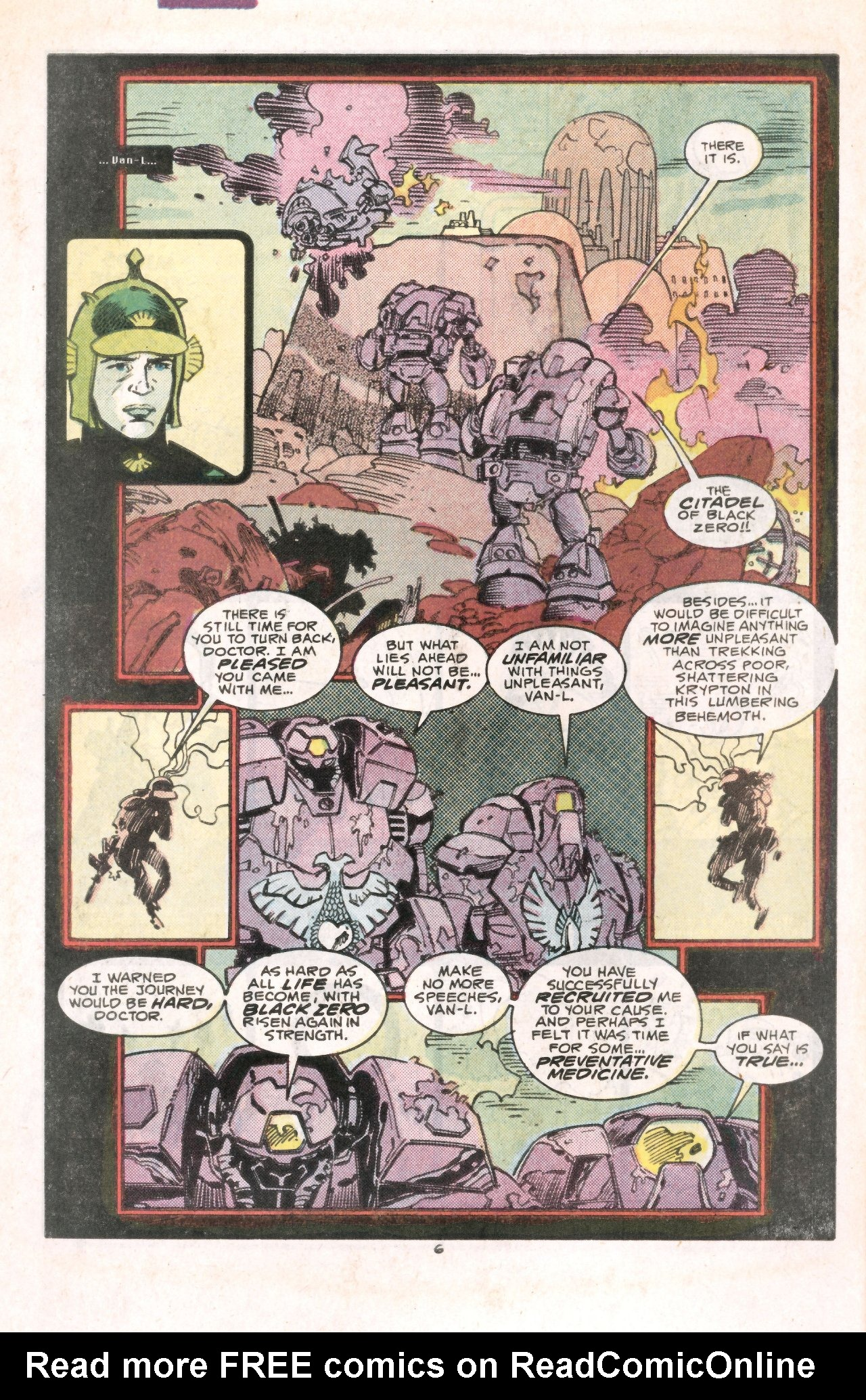 Read online World of Krypton comic -  Issue #3 - 12