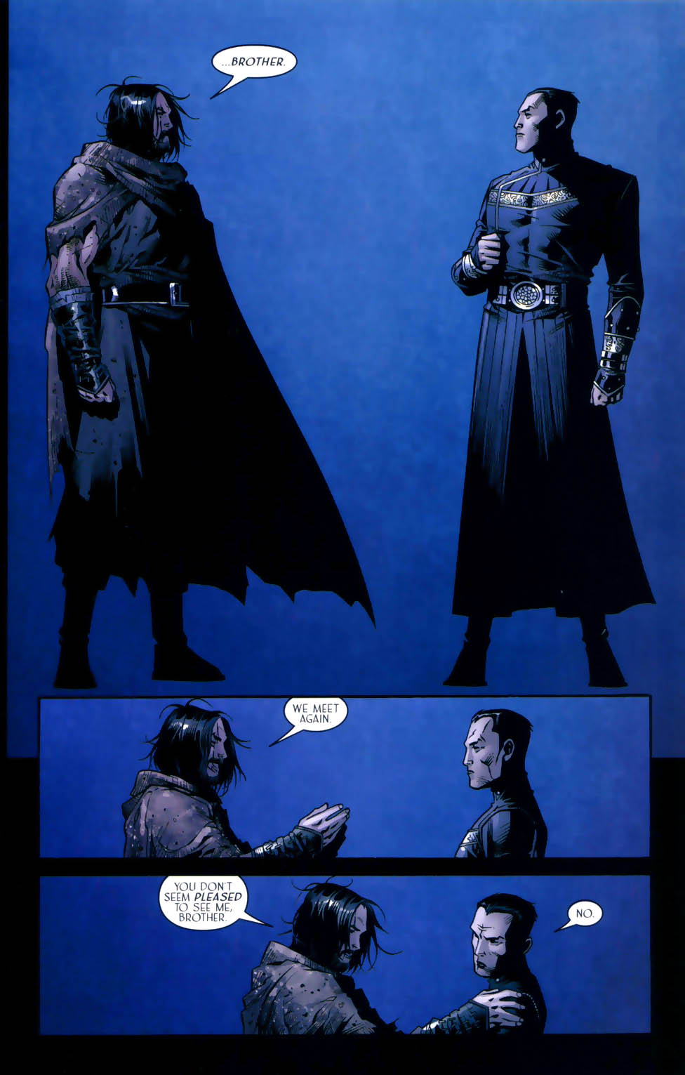 Read online Scion comic -  Issue #31 - 12
