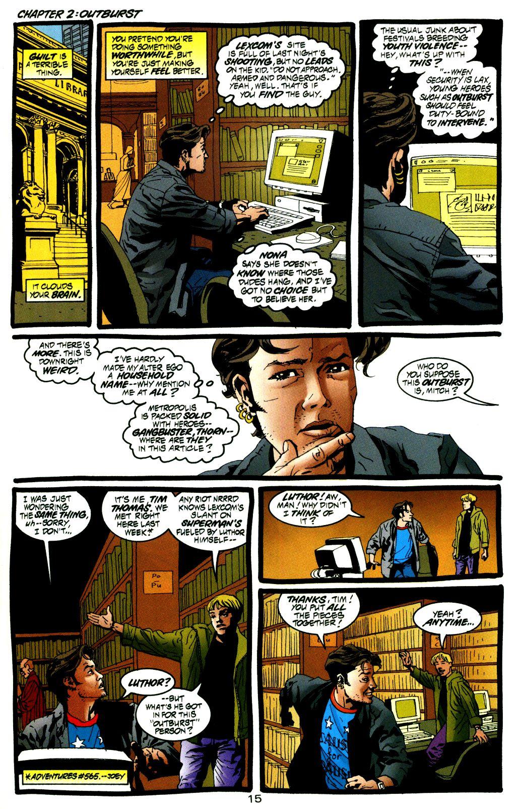 Read online Supermen of America comic -  Issue # Full - 16