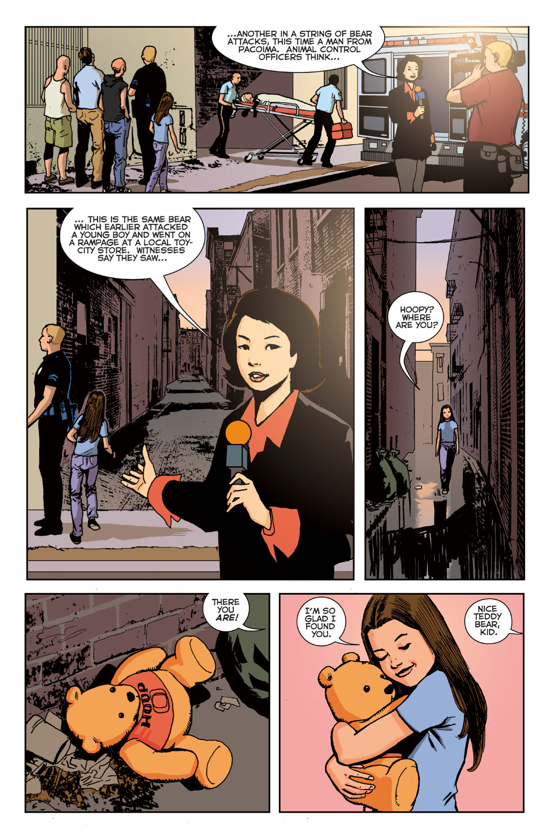 Read online Buffy the Vampire Slayer: Omnibus comic -  Issue # TPB 1 - 207