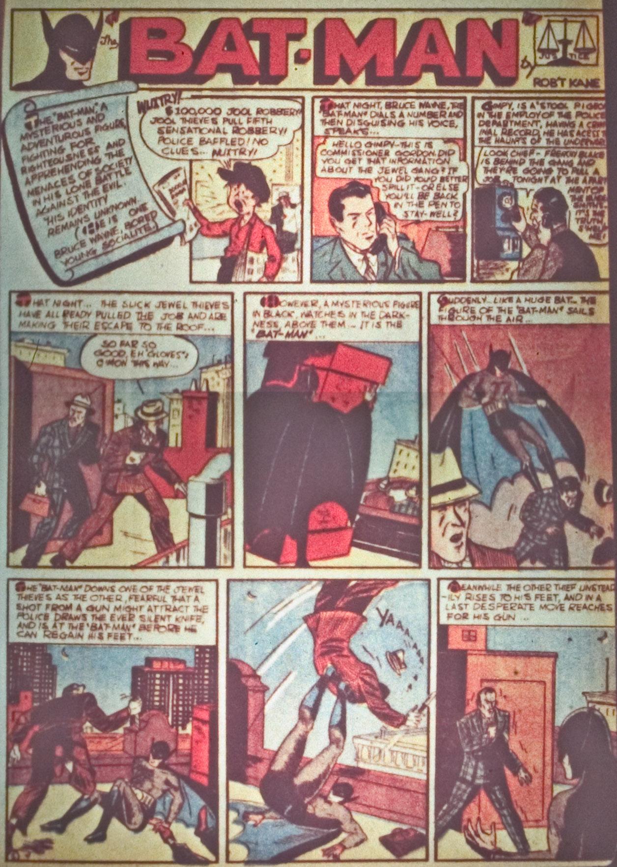 Detective Comics (1937) 28 Page 2