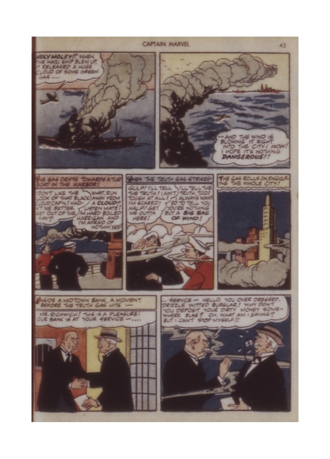 Captain Marvel Adventures issue 12 - Page 43