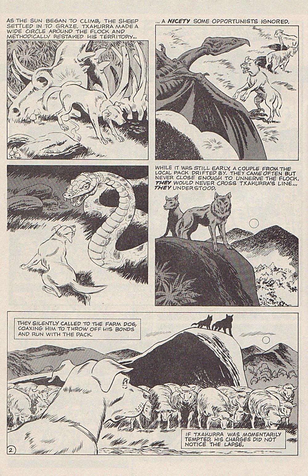 Read online Xenozoic Tales comic -  Issue #5 - 25