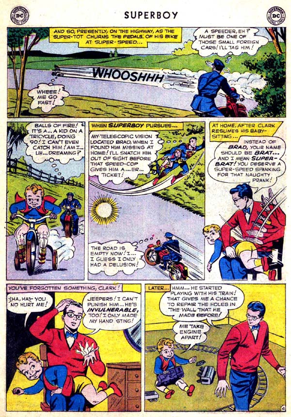 Superboy (1949) issue 70 - Page 5