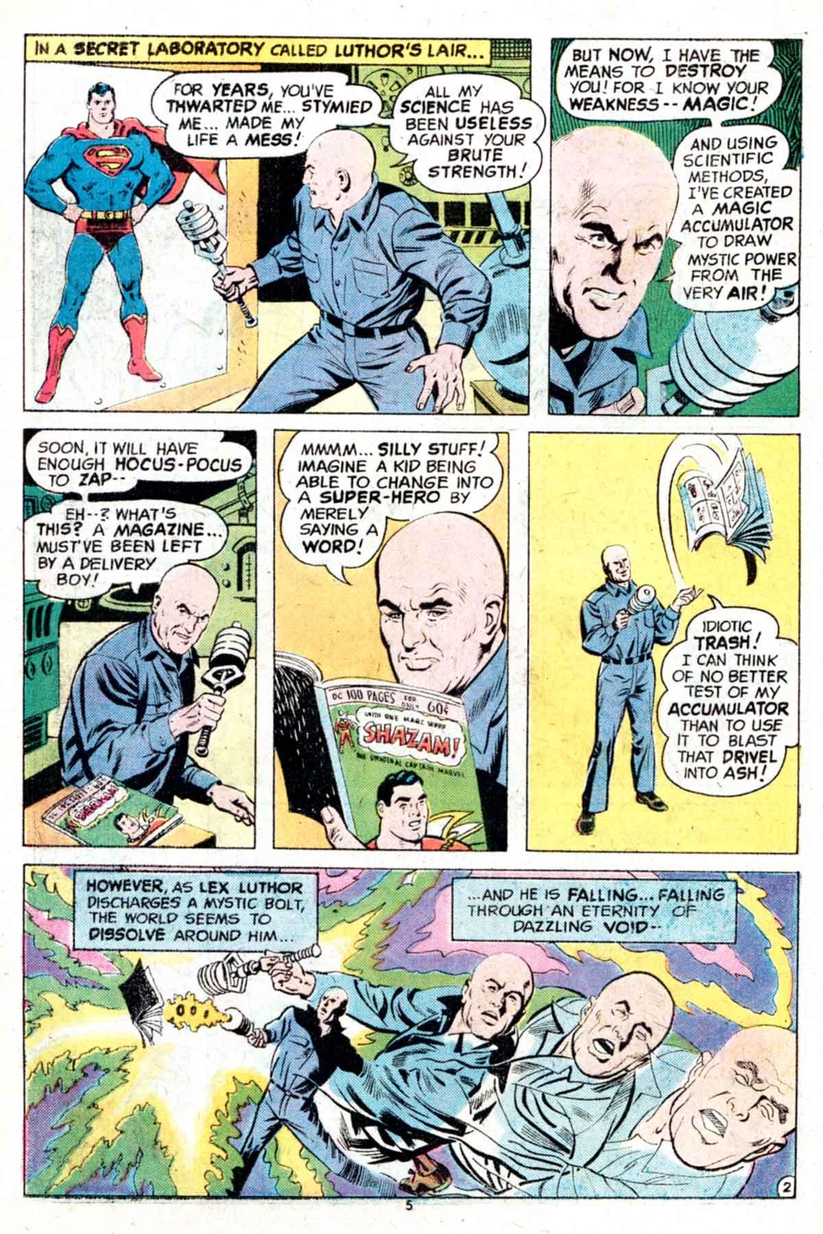 Read online Shazam! (1973) comic -  Issue #15 - 5