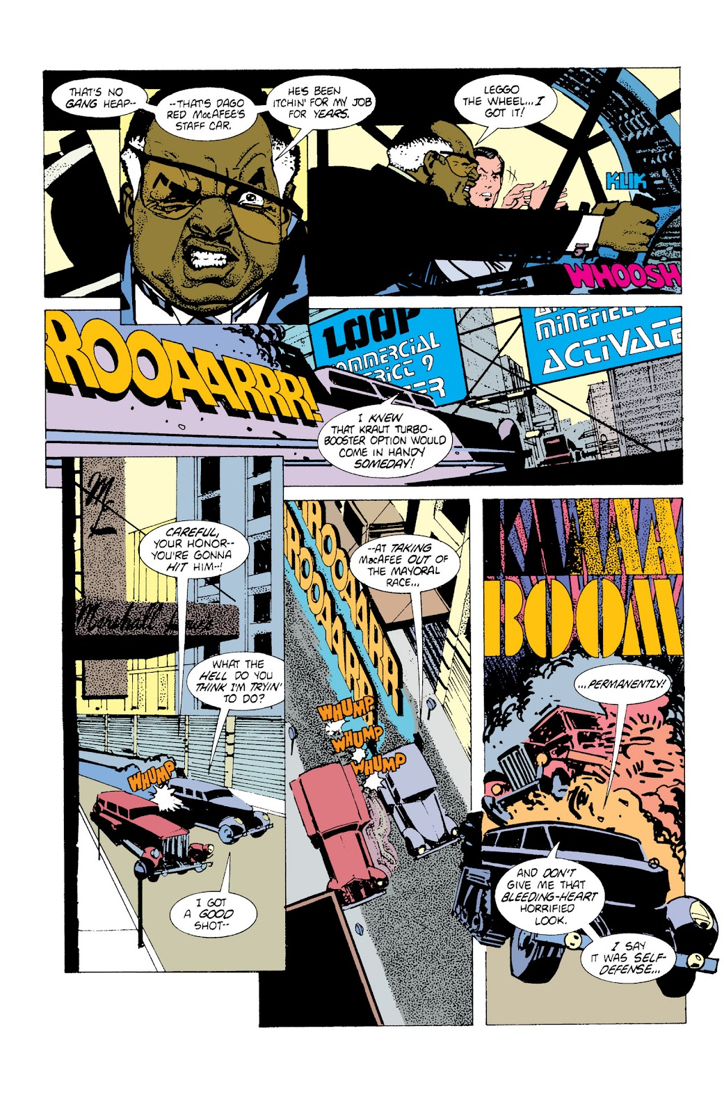 American Flagg! issue Definitive Collection (Part 1) - Page 61