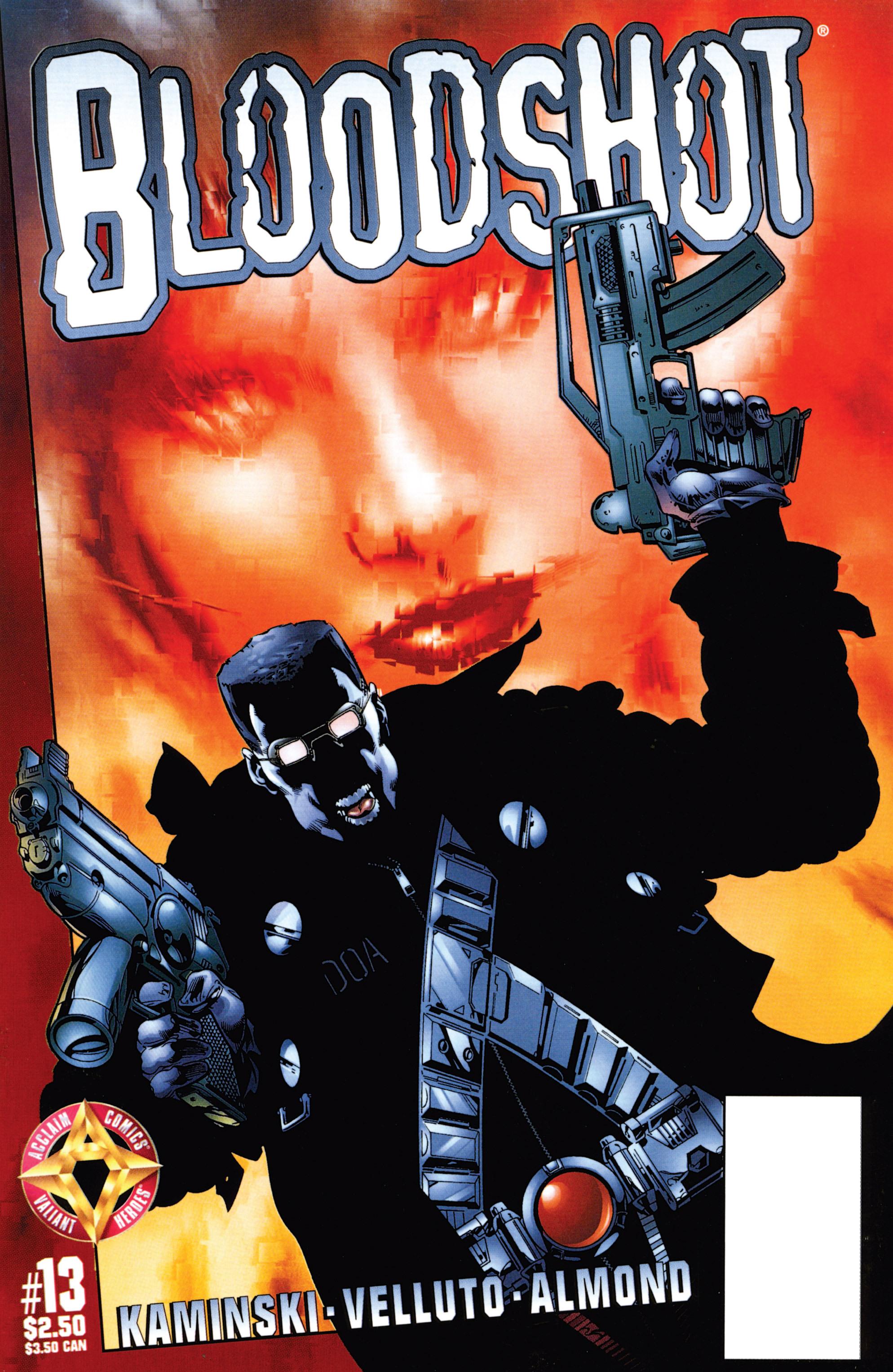 Bloodshot (1997) 13 Page 1