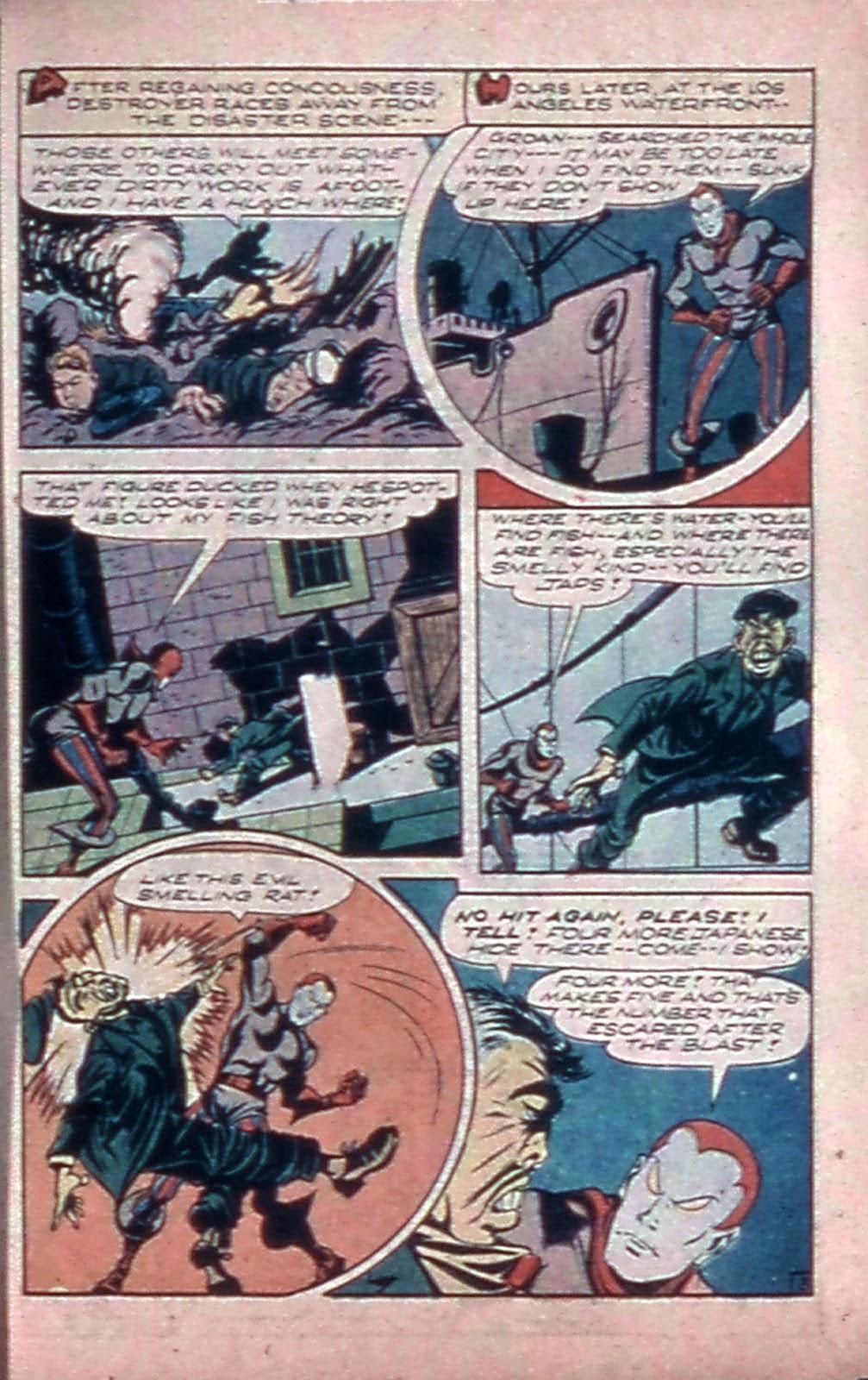 Read online Mystic Comics (1944) comic -  Issue #4 - 27
