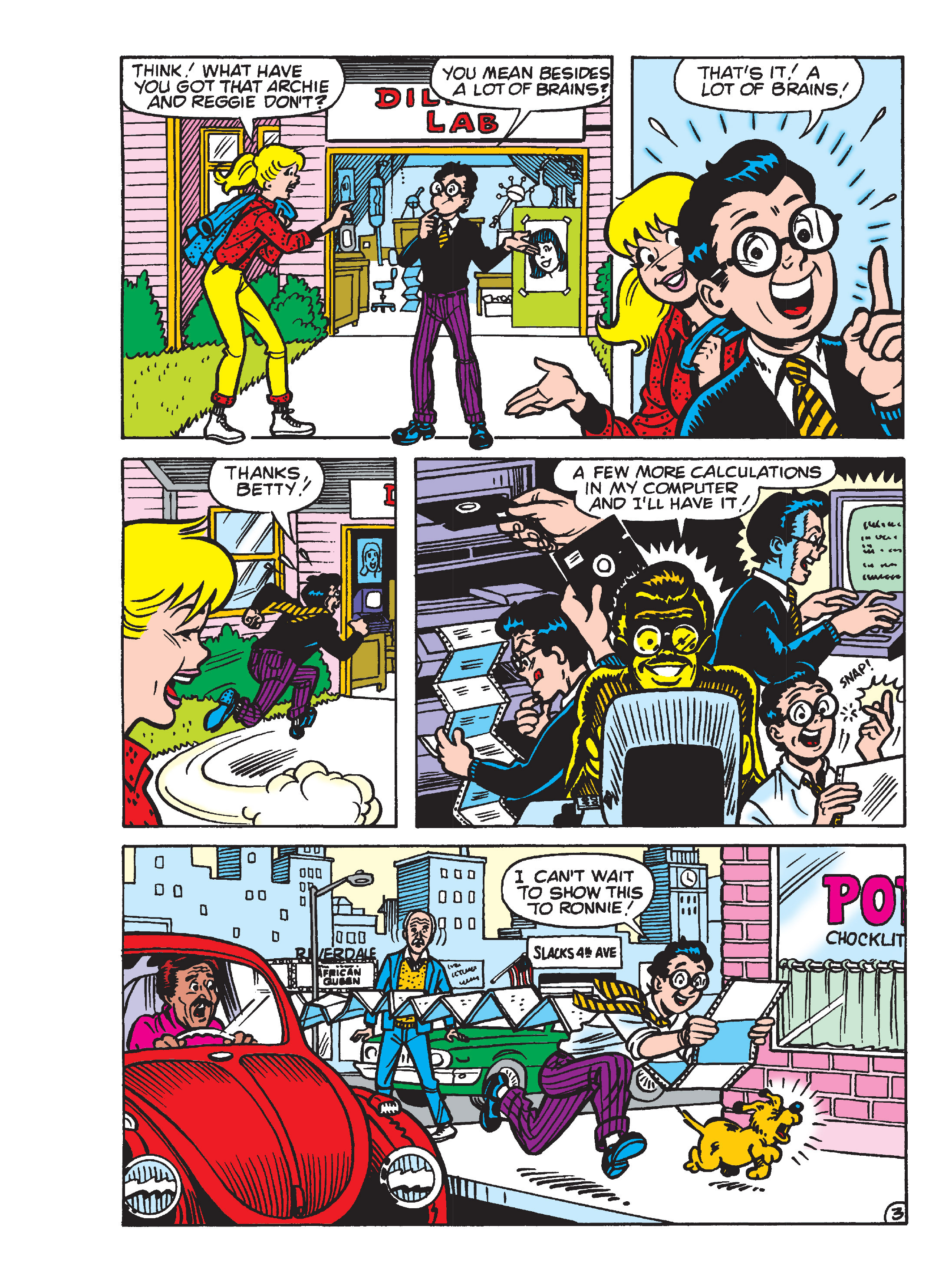 Read online Archie's Funhouse Double Digest comic -  Issue #13 - 10