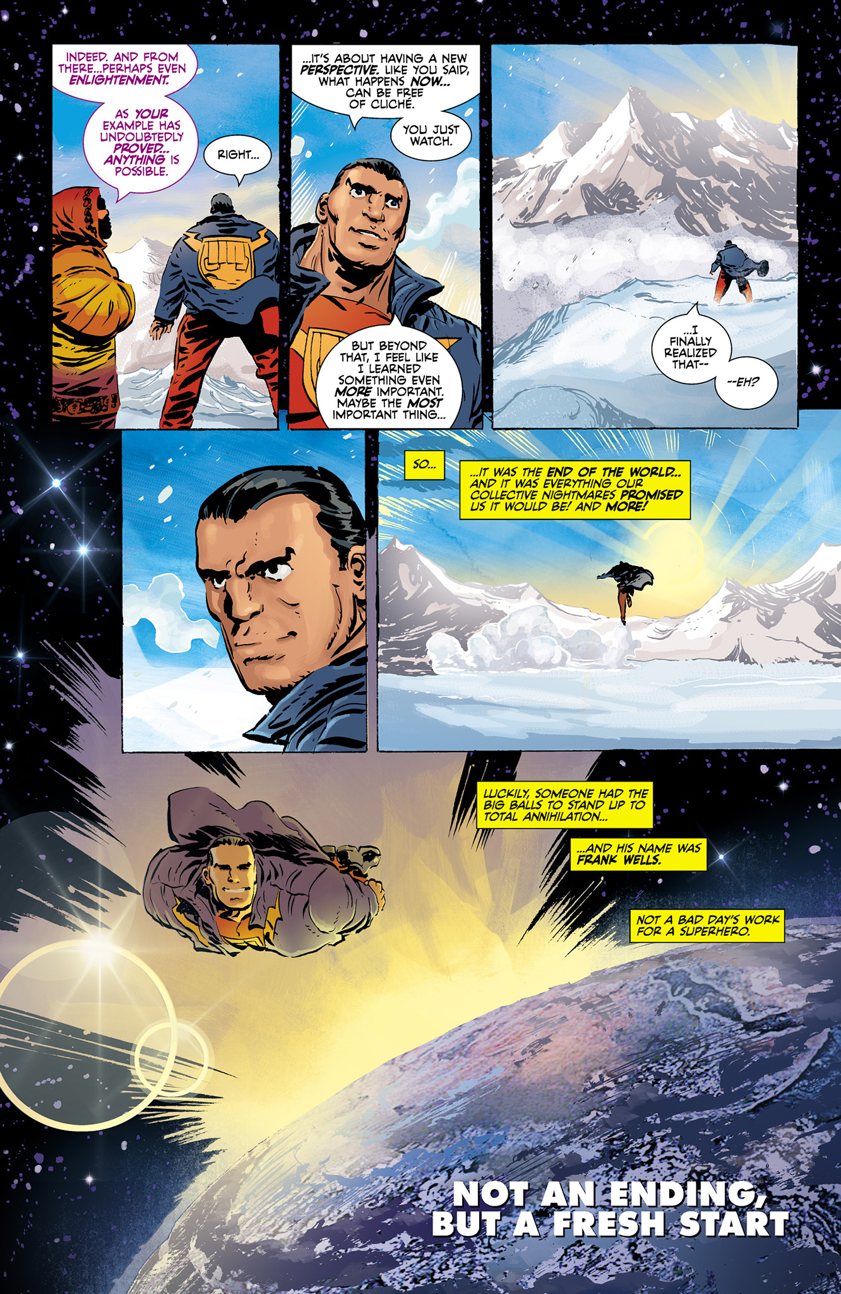 Read online Catalyst Comix comic -  Issue #9 - 24