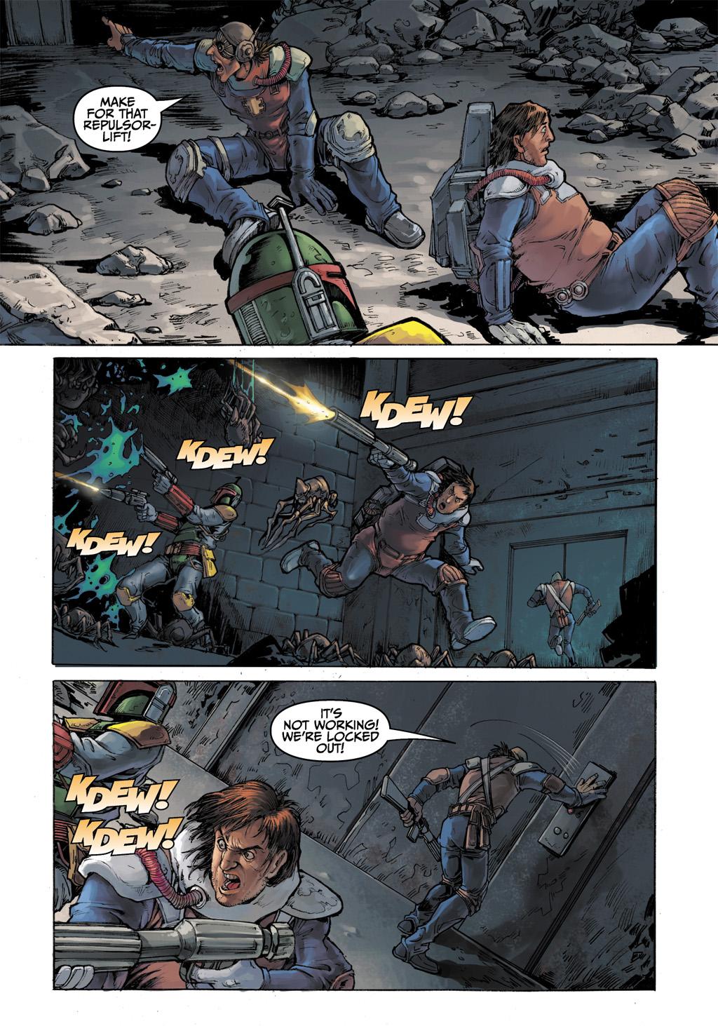 Read online Star Wars Omnibus comic -  Issue # Vol. 33 - 362