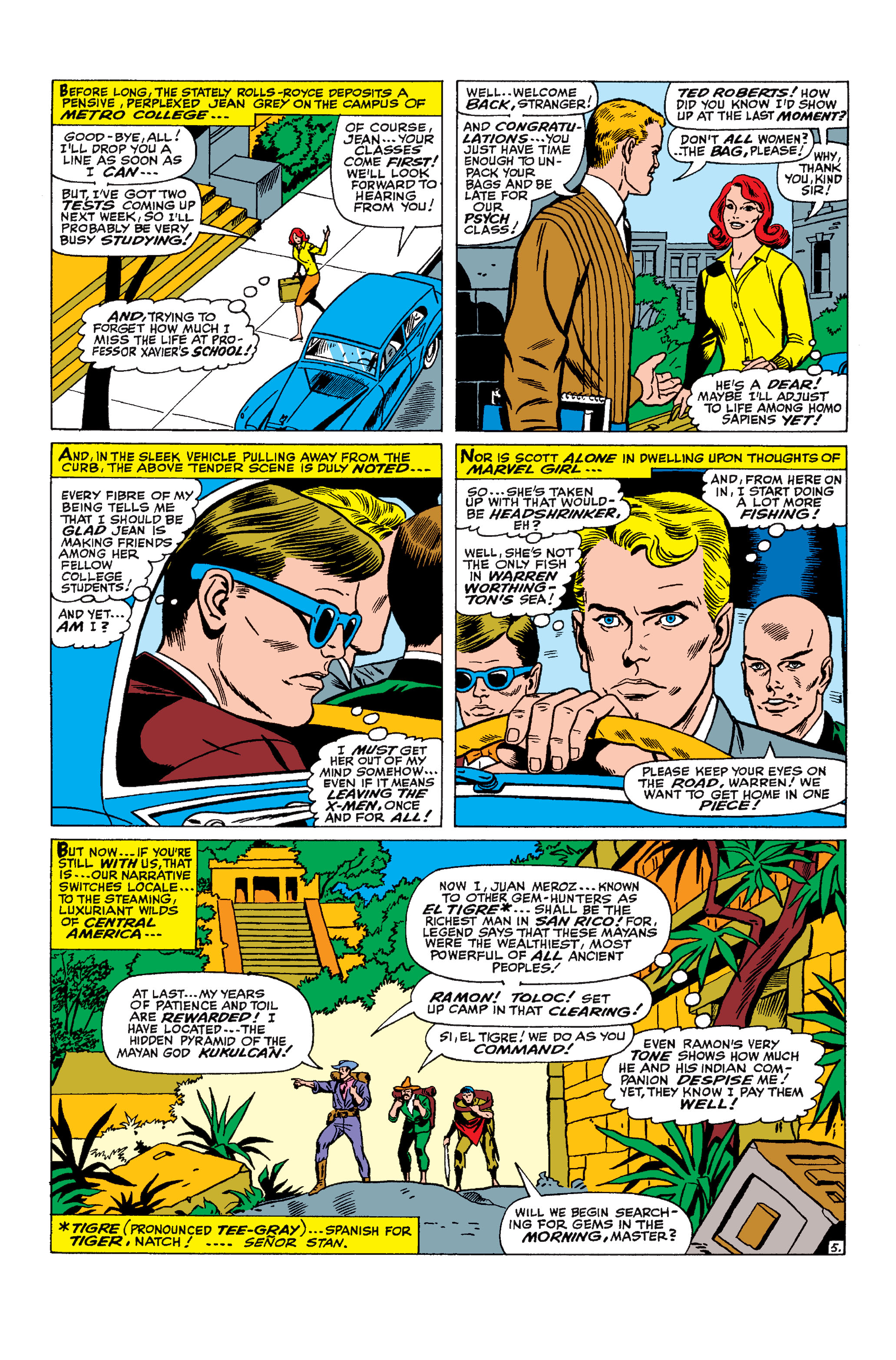 Uncanny X-Men (1963) 25 Page 5