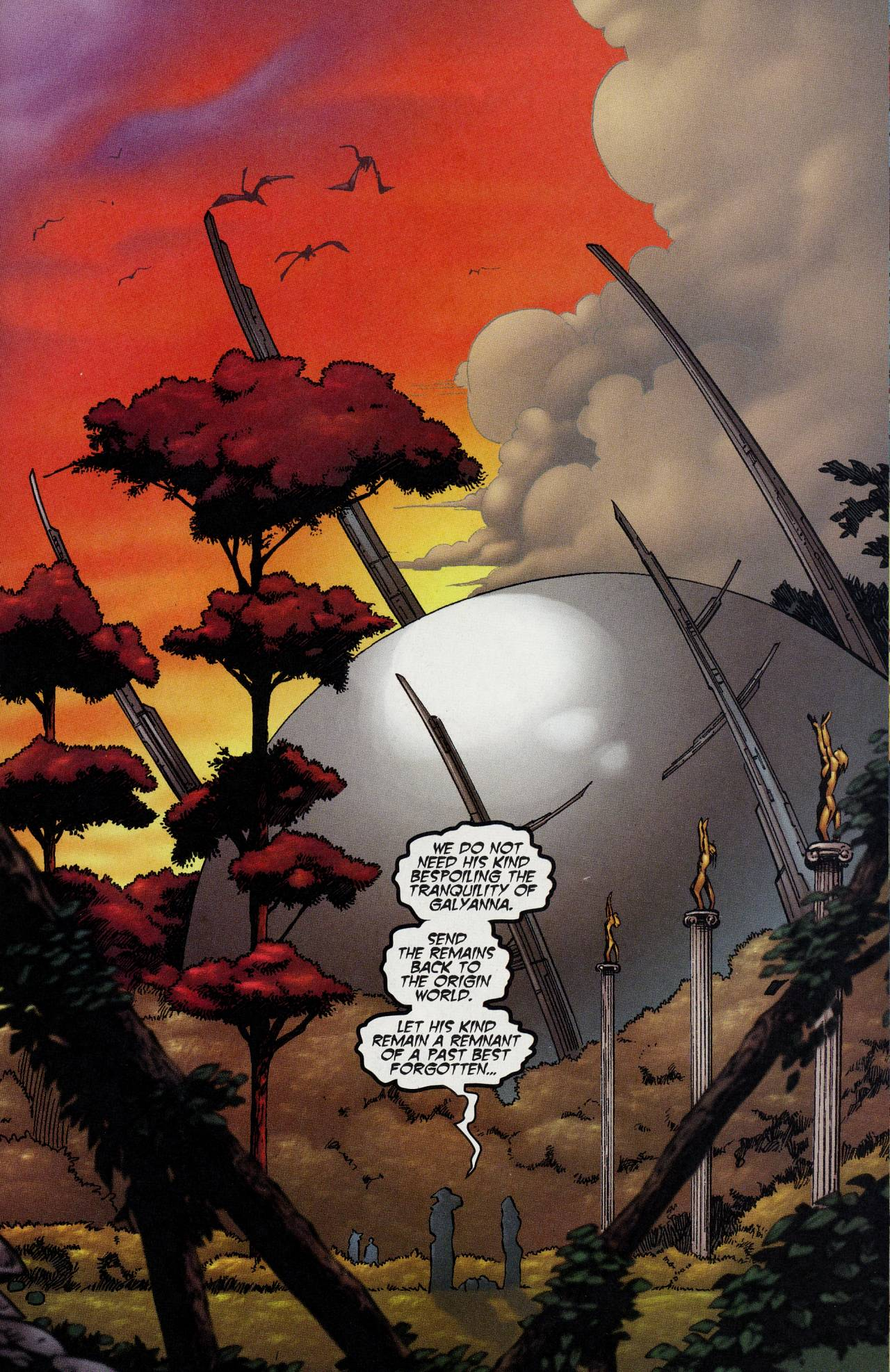Read online Turok: Tales of the Lost Land comic -  Issue # Full - 34