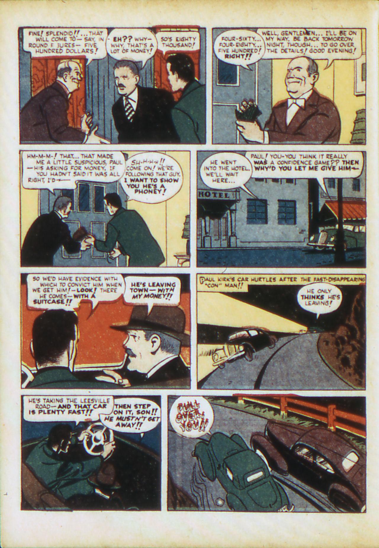 Read online Adventure Comics (1938) comic -  Issue #71 - 53