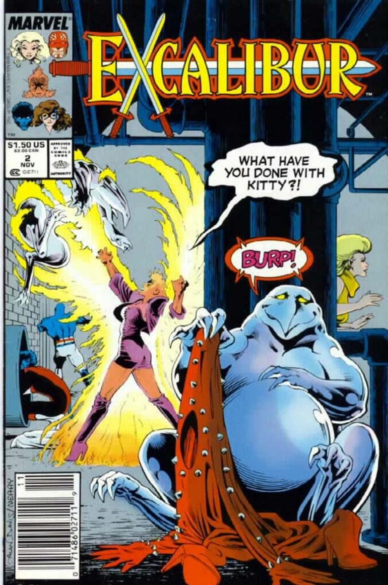 Excalibur (1988) issue 2 - Page 1