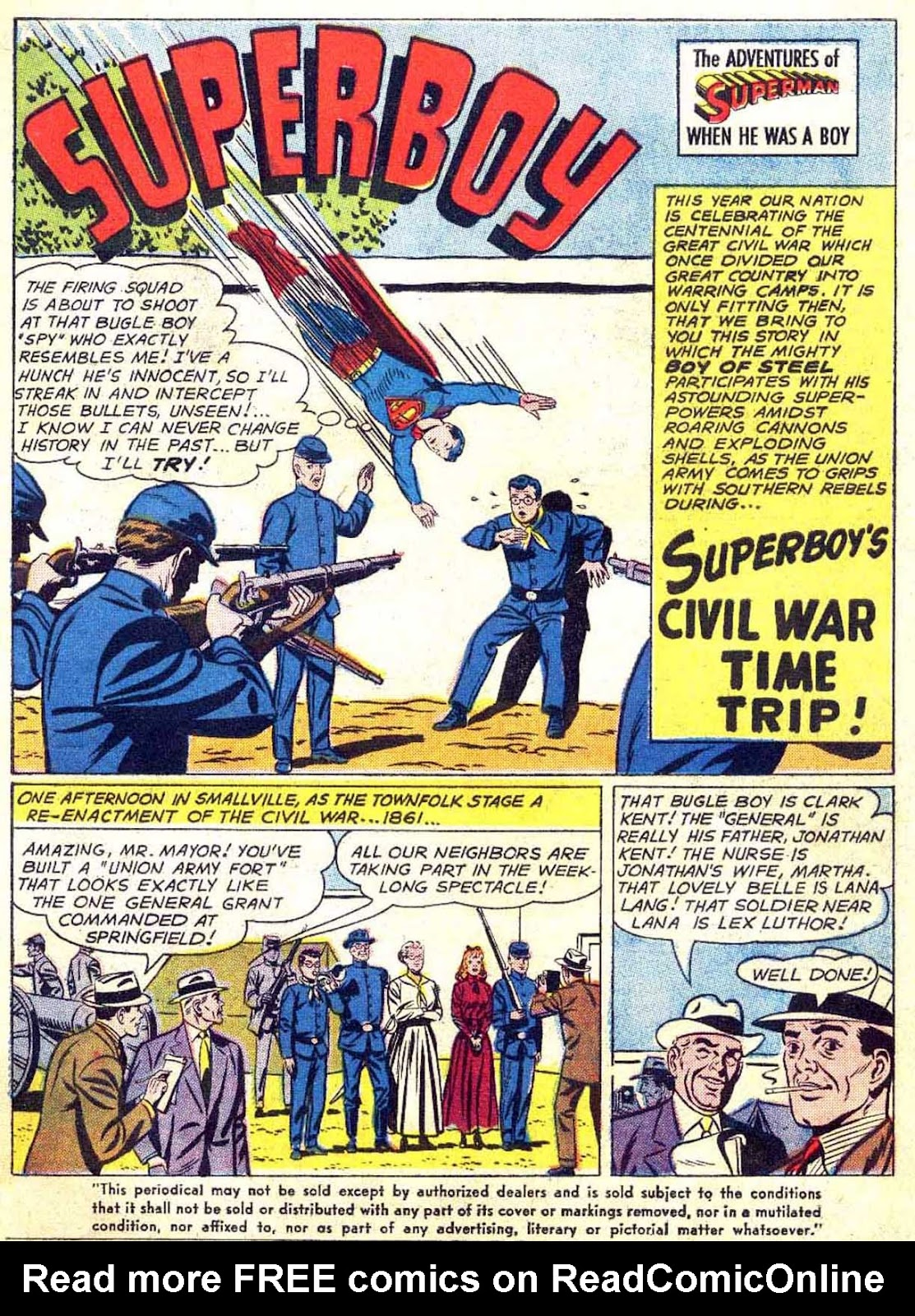 Superboy (1949) issue 91 - Page 2
