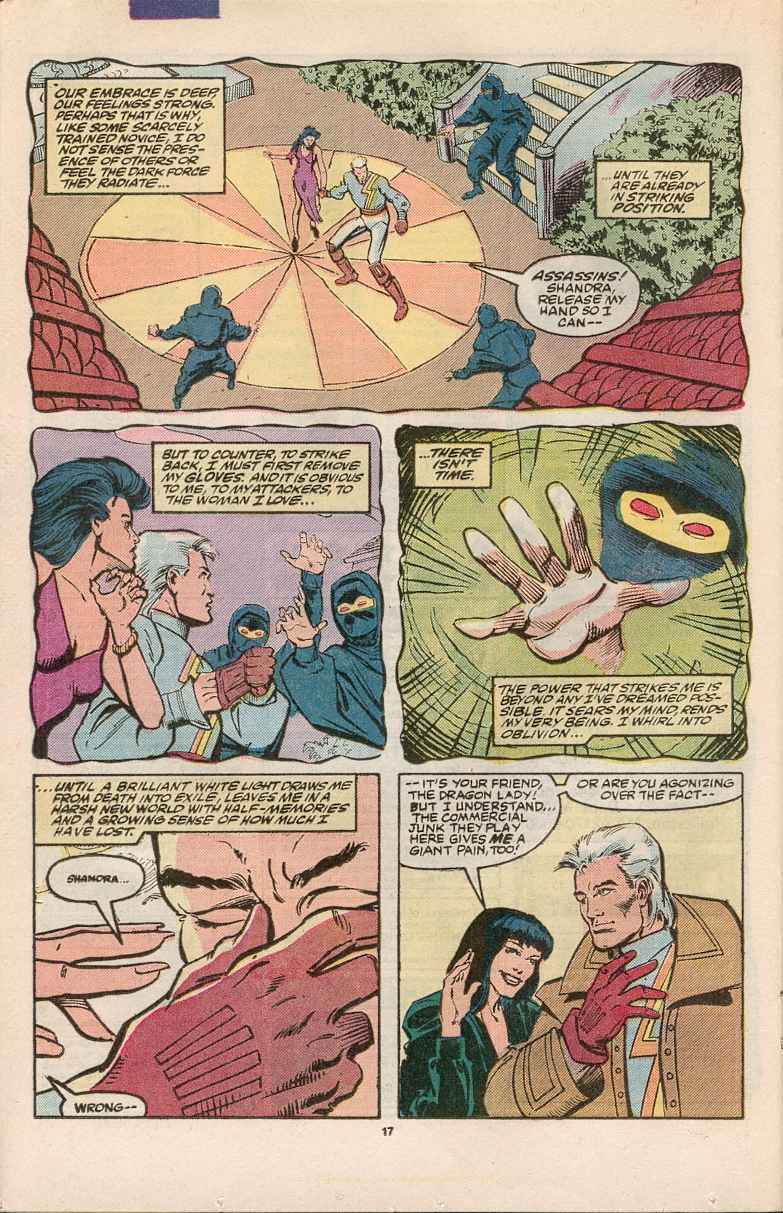 Read online Justice (1986) comic -  Issue #1 - 18