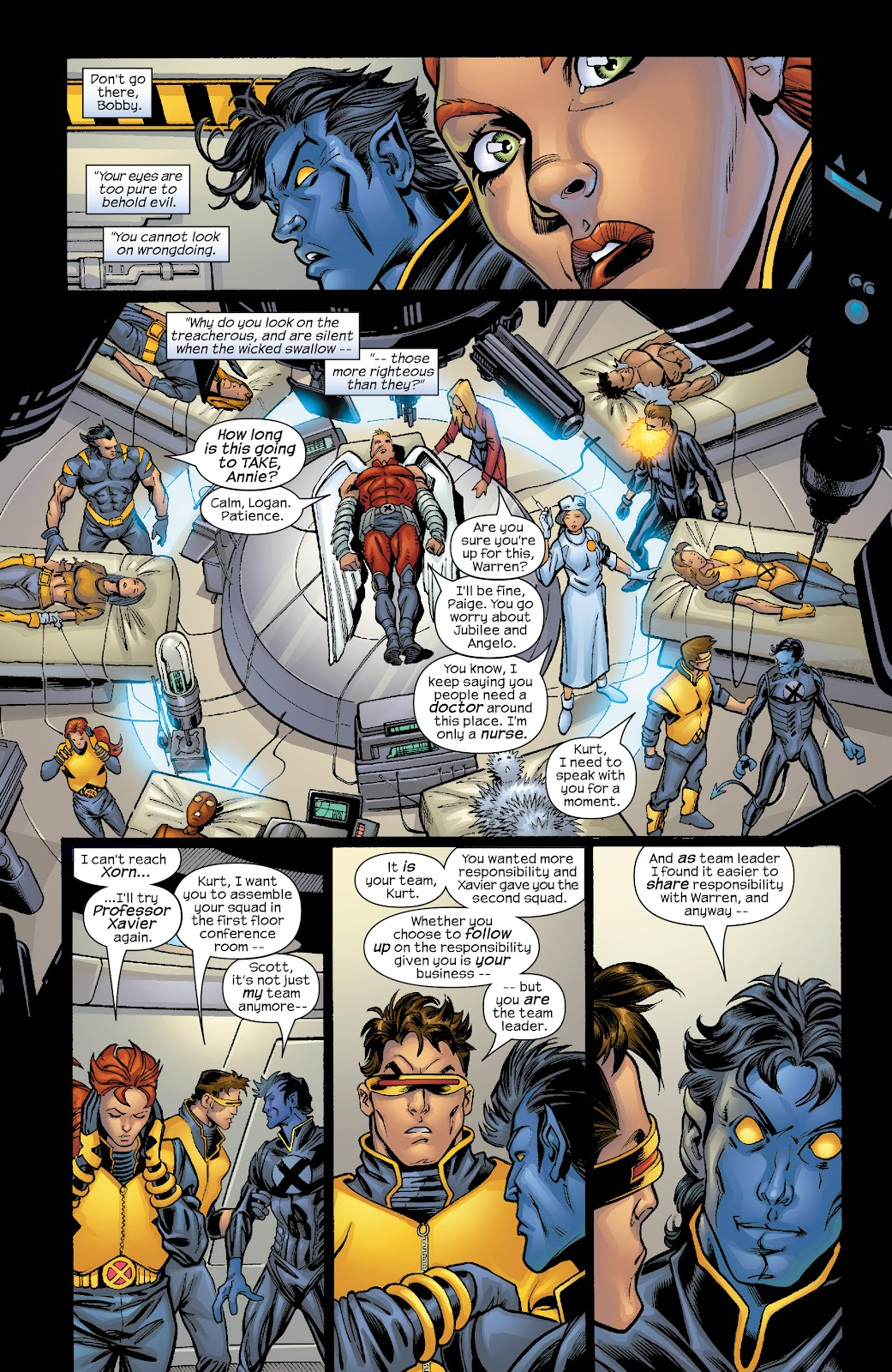 Read online X-Men: Unstoppable comic -  Issue # TPB (Part 4) - 78