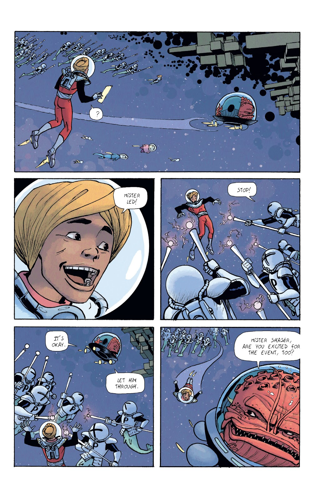 Read online Infinity 8 comic -  Issue #11 - 23