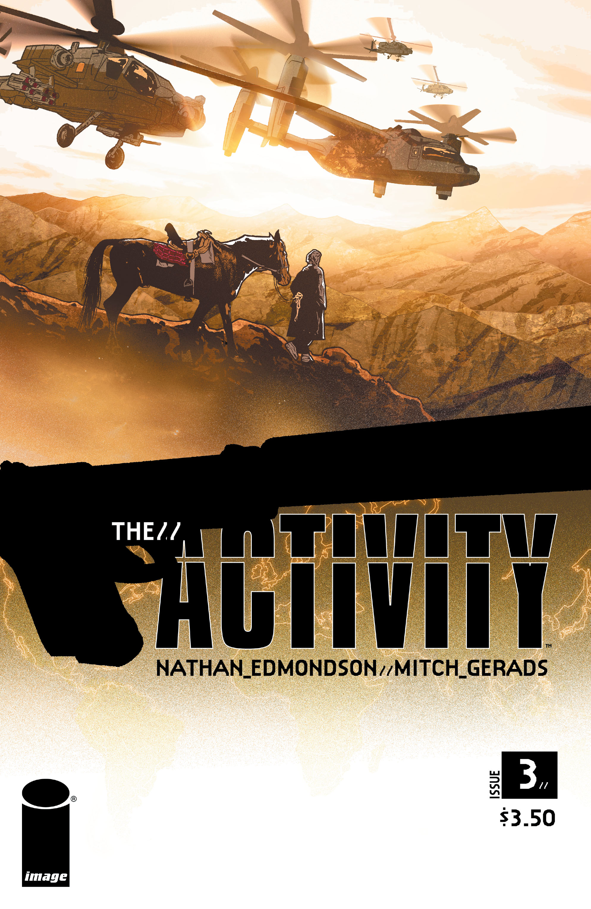 Read online The Activity comic -  Issue #3 - 1
