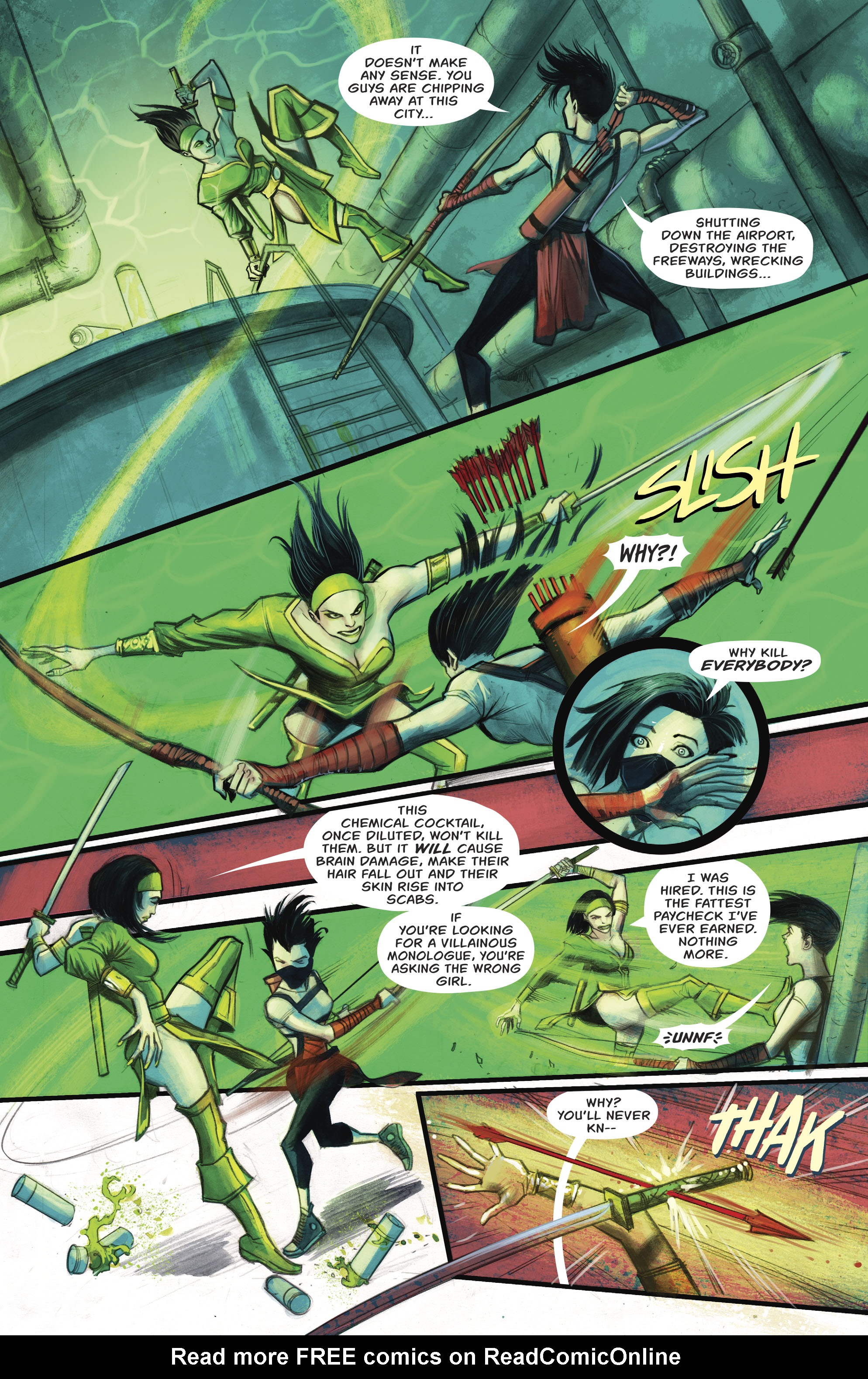 Read online Green Arrow (2016) comic -  Issue #23 - 11