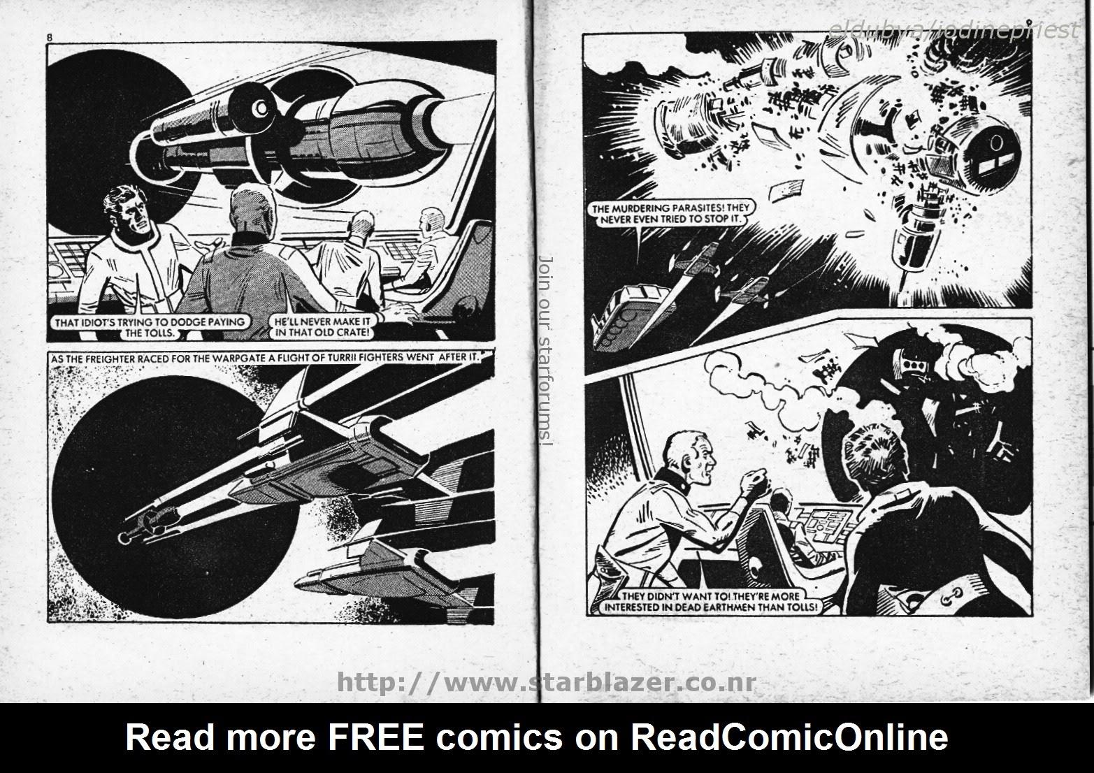 Starblazer issue 60 - Page 6