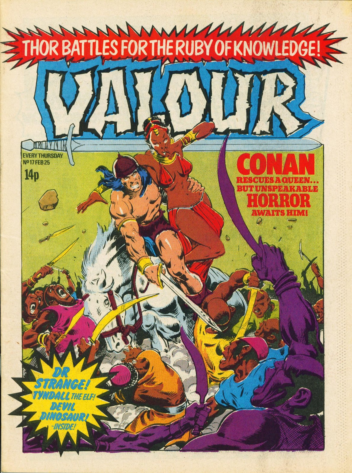Valour 17 Page 1