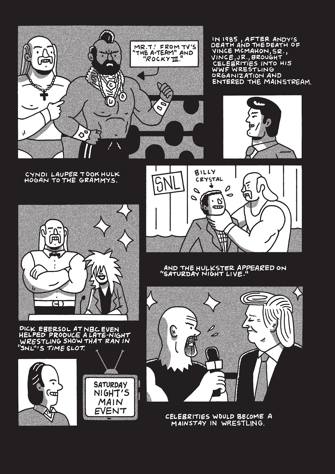 Read online Is This Guy For Real?: The Unbelievable Andy Kaufman comic -  Issue # TPB (Part 3) - 53