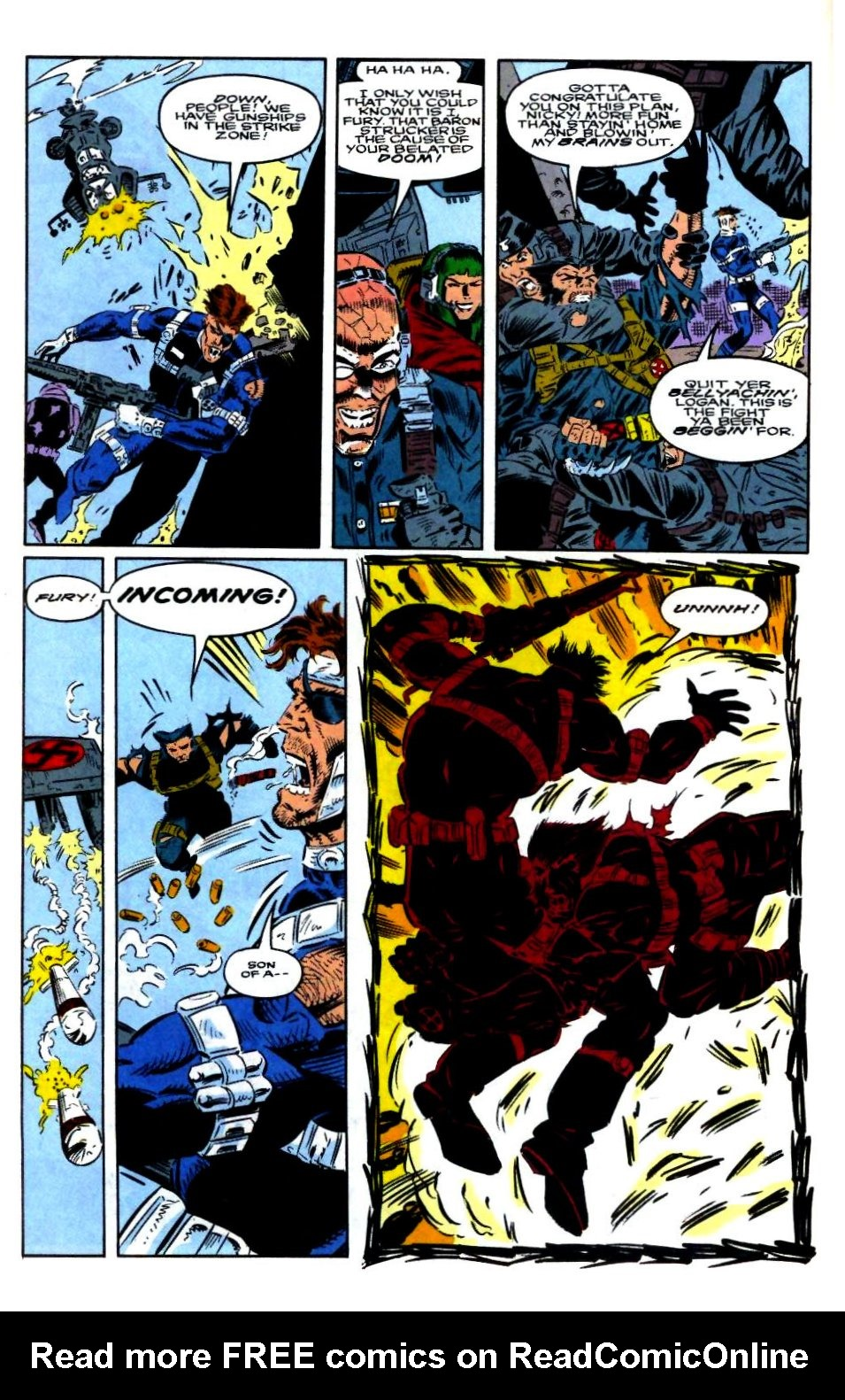 What If...? (1989) issue 68 - Page 24