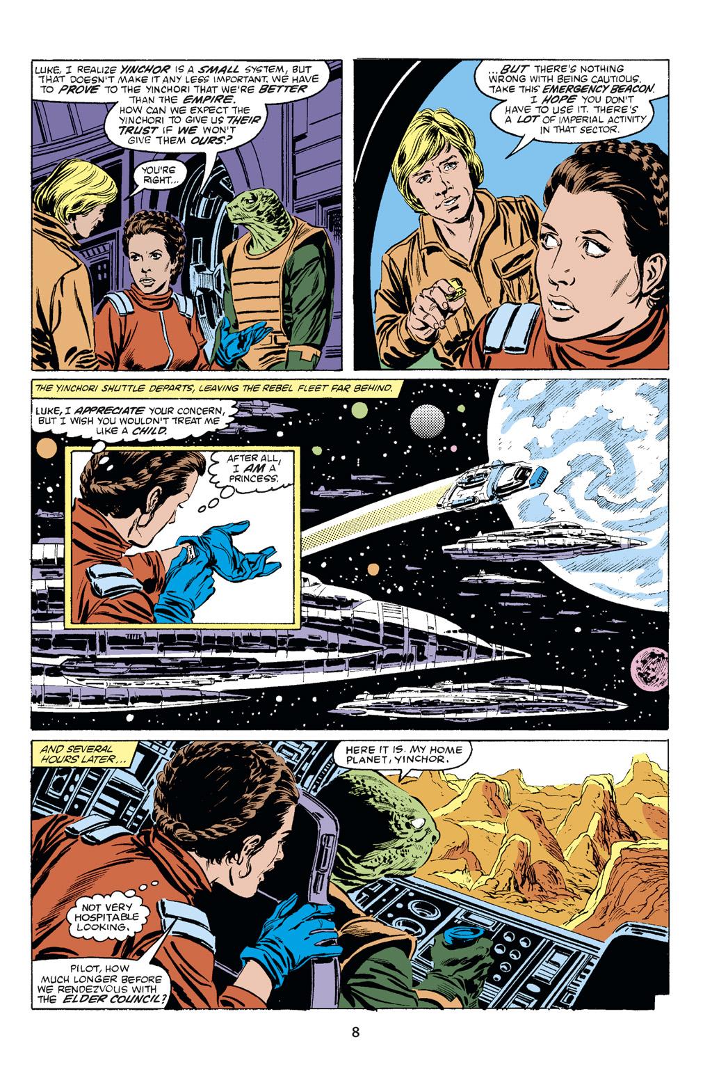 Read online Star Wars Omnibus comic -  Issue # Vol. 21 - 7