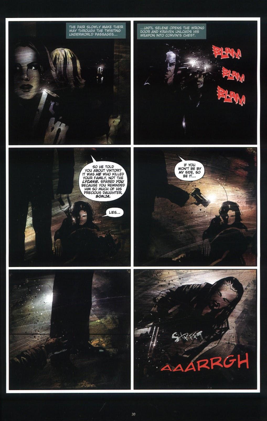 Read online Underworld (2003) comic -  Issue # Full - 40