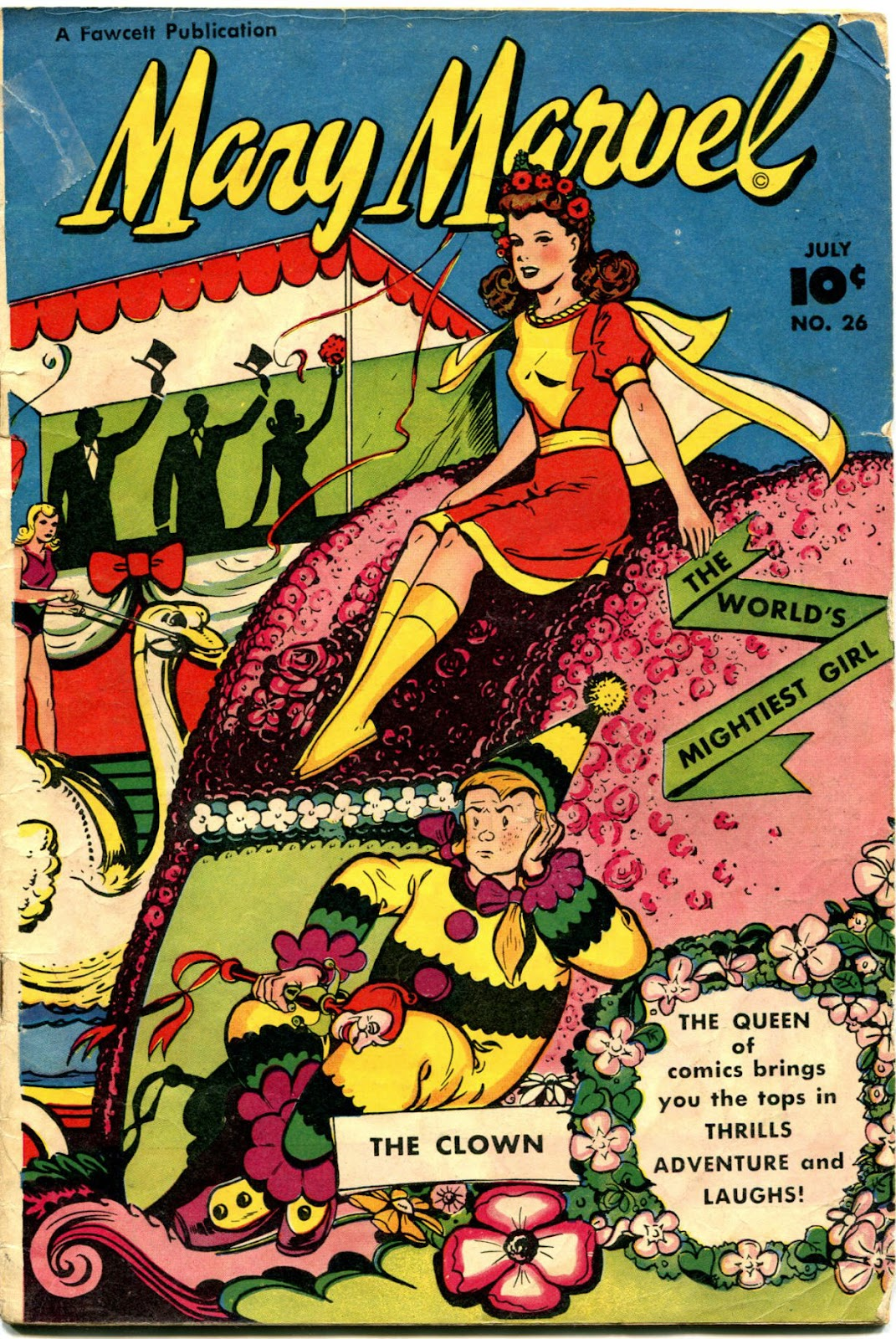 Mary Marvel issue 26 - Page 1