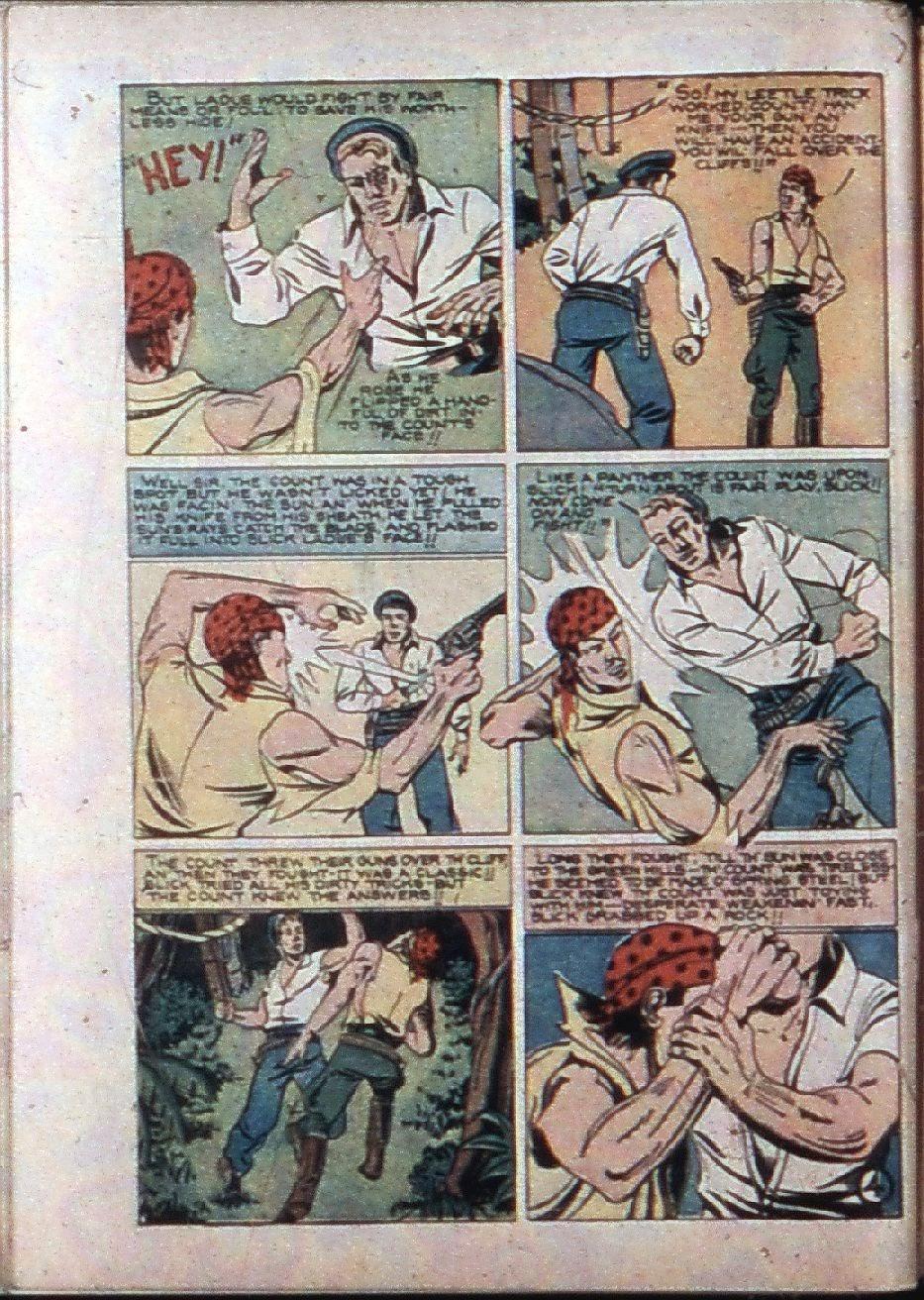 Read online Super-Magician Comics comic -  Issue #3 - 63