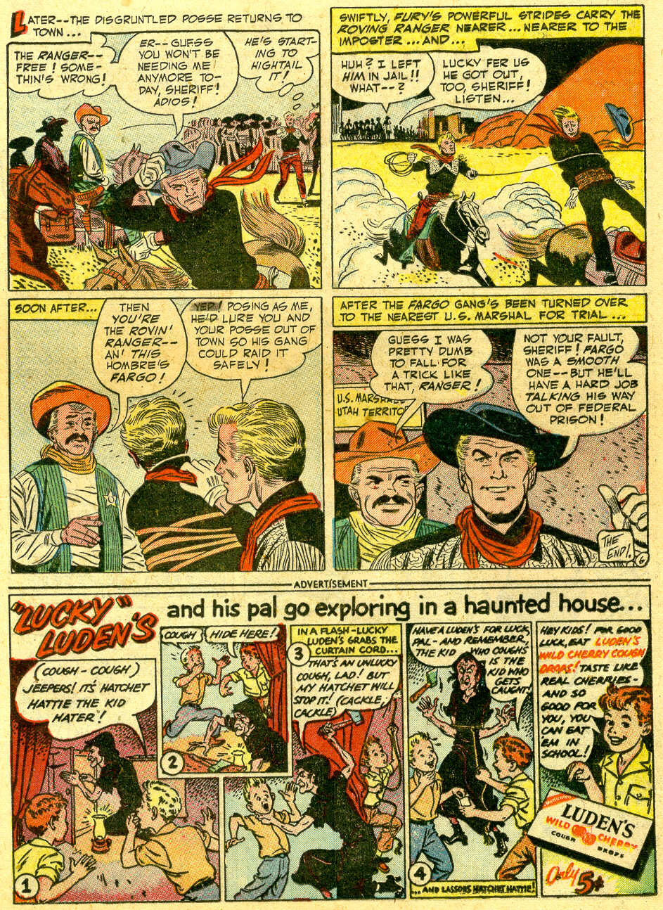 Read online All-Star Western (1951) comic -  Issue #64 - 17