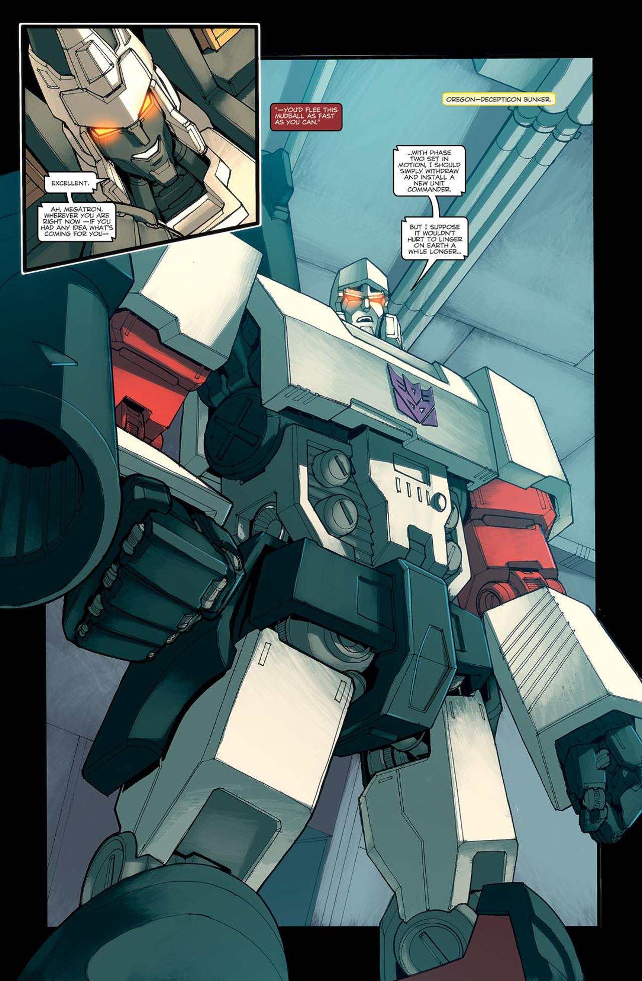 Read online Transformers Spotlight: Ramjet comic -  Issue # Full - 10