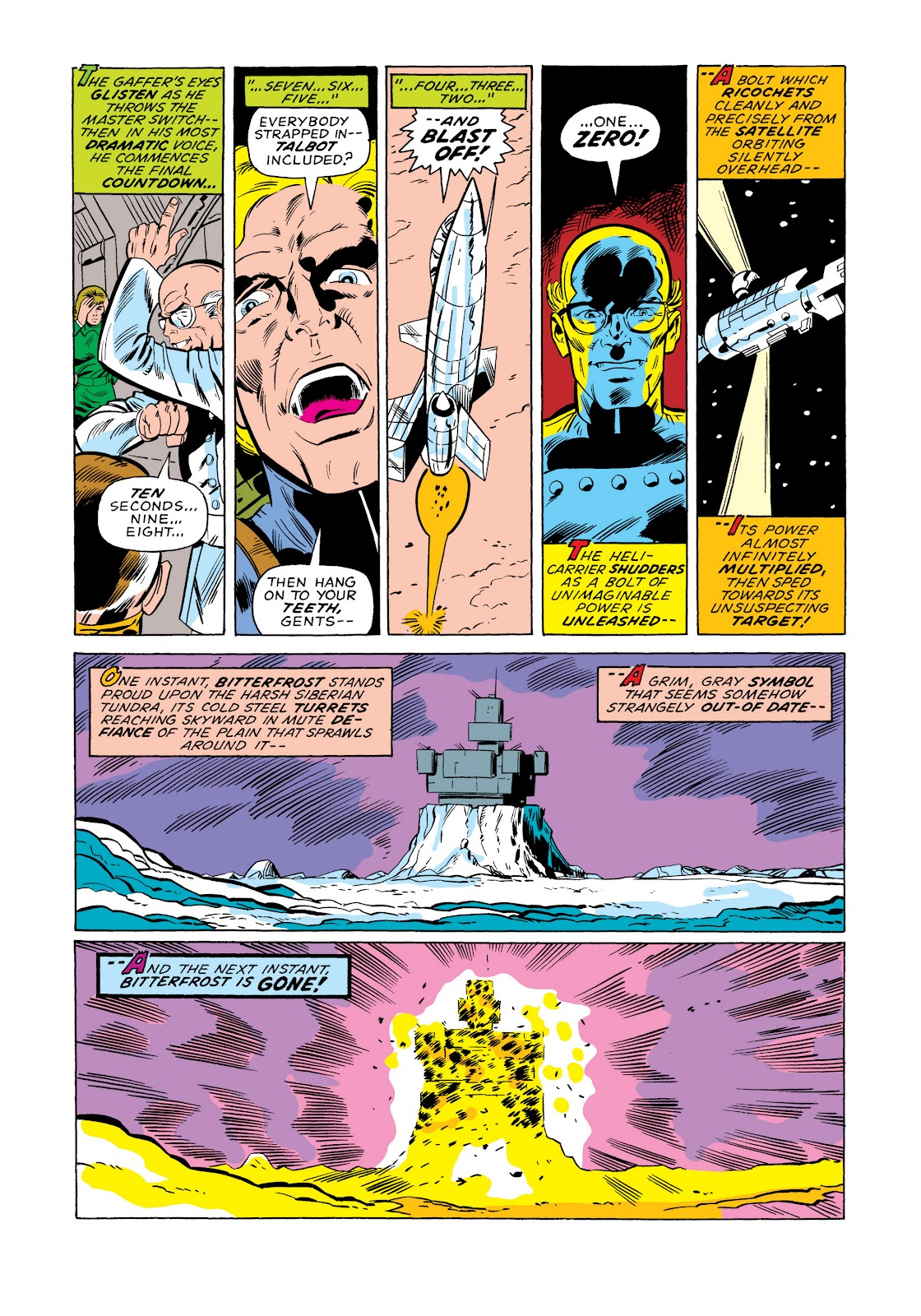 Read online Marvel Masterworks: The Incredible Hulk comic -  Issue # TPB 11 (Part 1) - 99