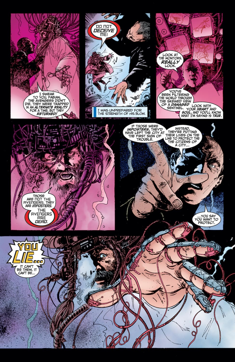 Avengers (1998) issue _Annual_1 - Page 32