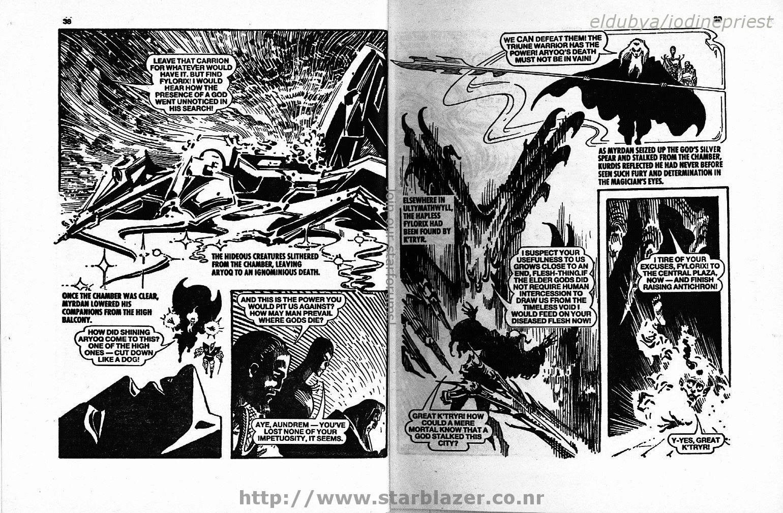 Starblazer issue 271 - Page 21
