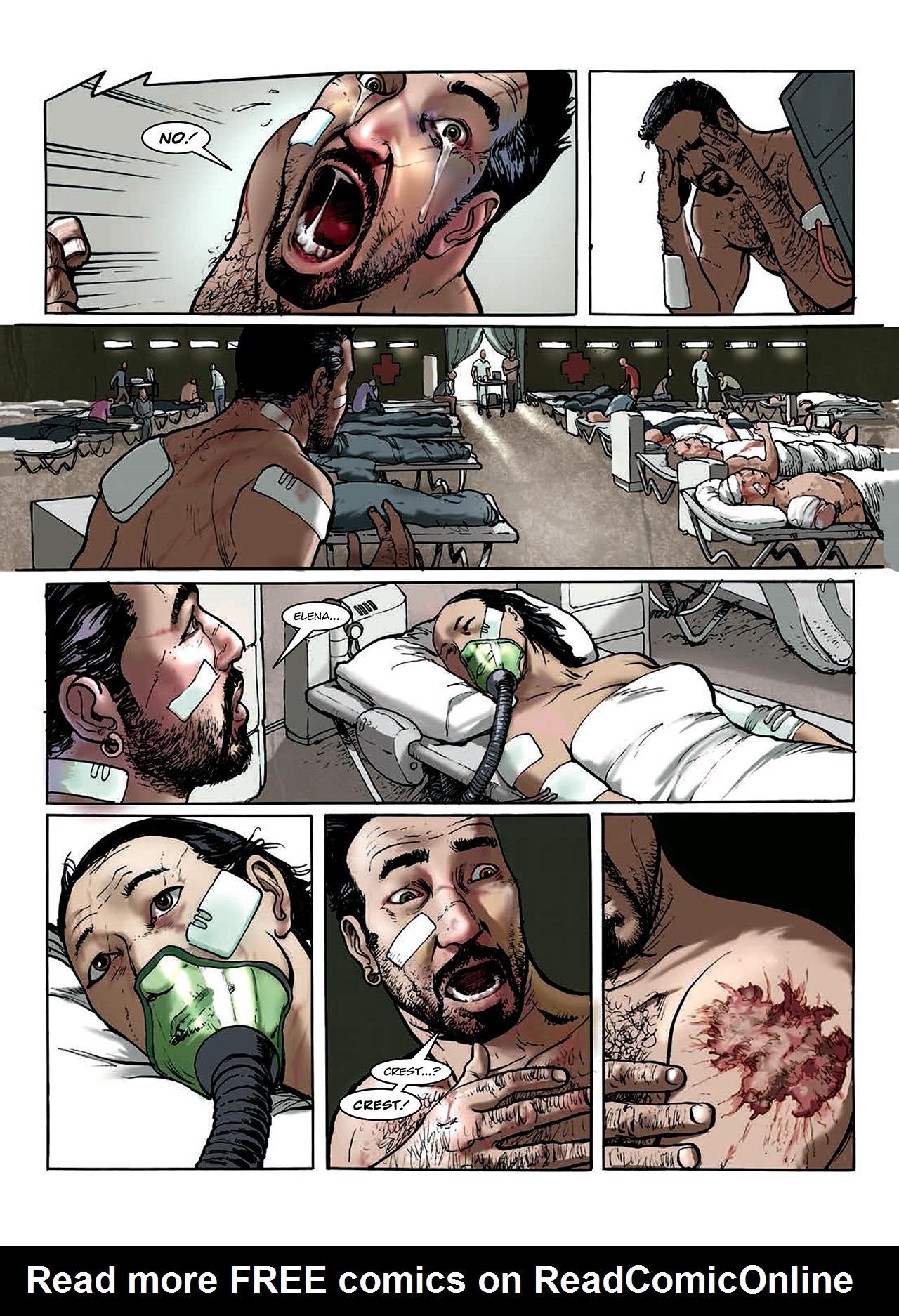 Read online Nikolai Dante comic -  Issue # TPB 10 - 126