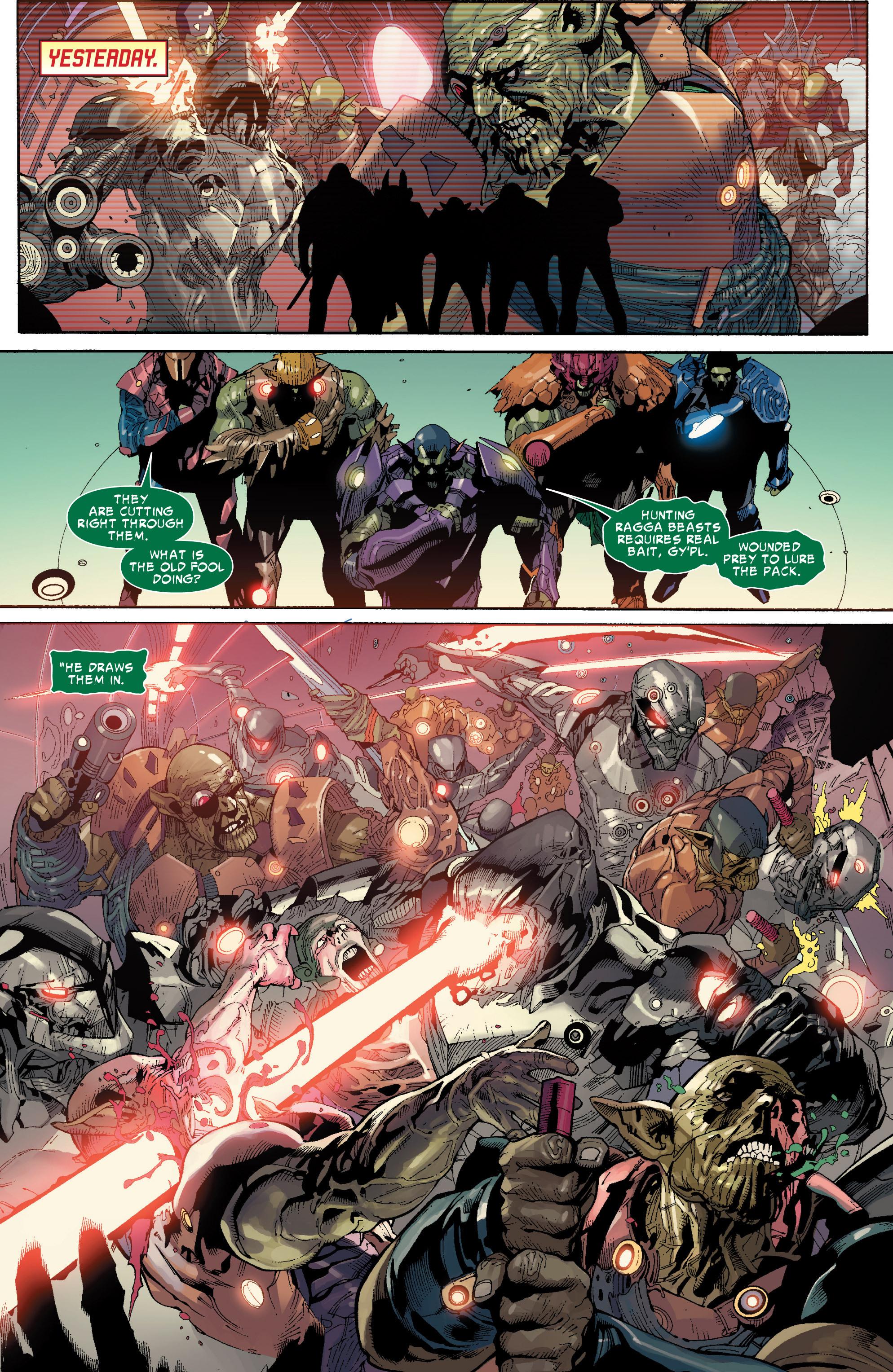 Read online Avengers (2013) comic -  Issue #Avengers (2013) _TPB 4 - 11