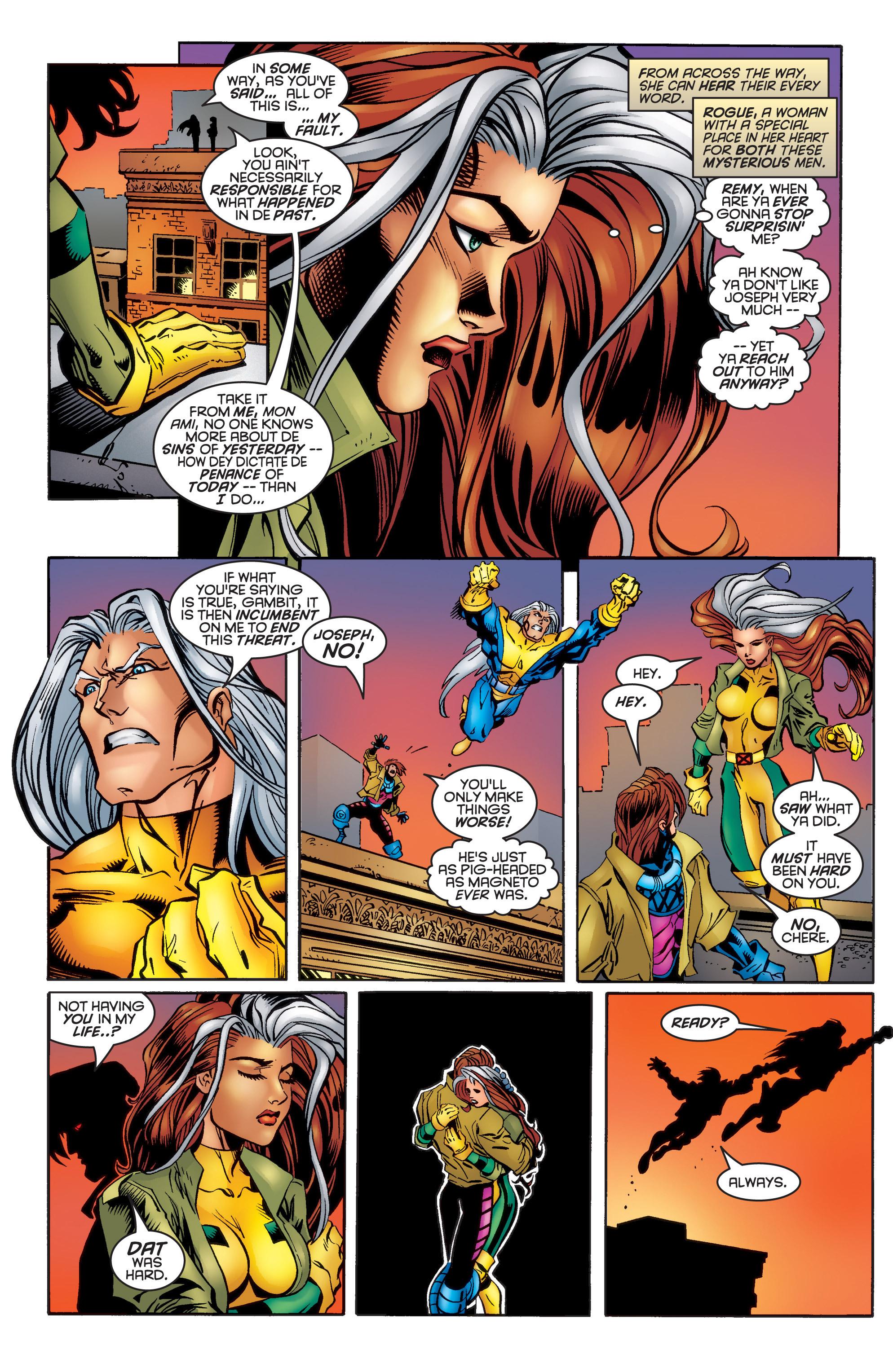 Read online Uncanny X-Men (1963) comic -  Issue #336 - 10