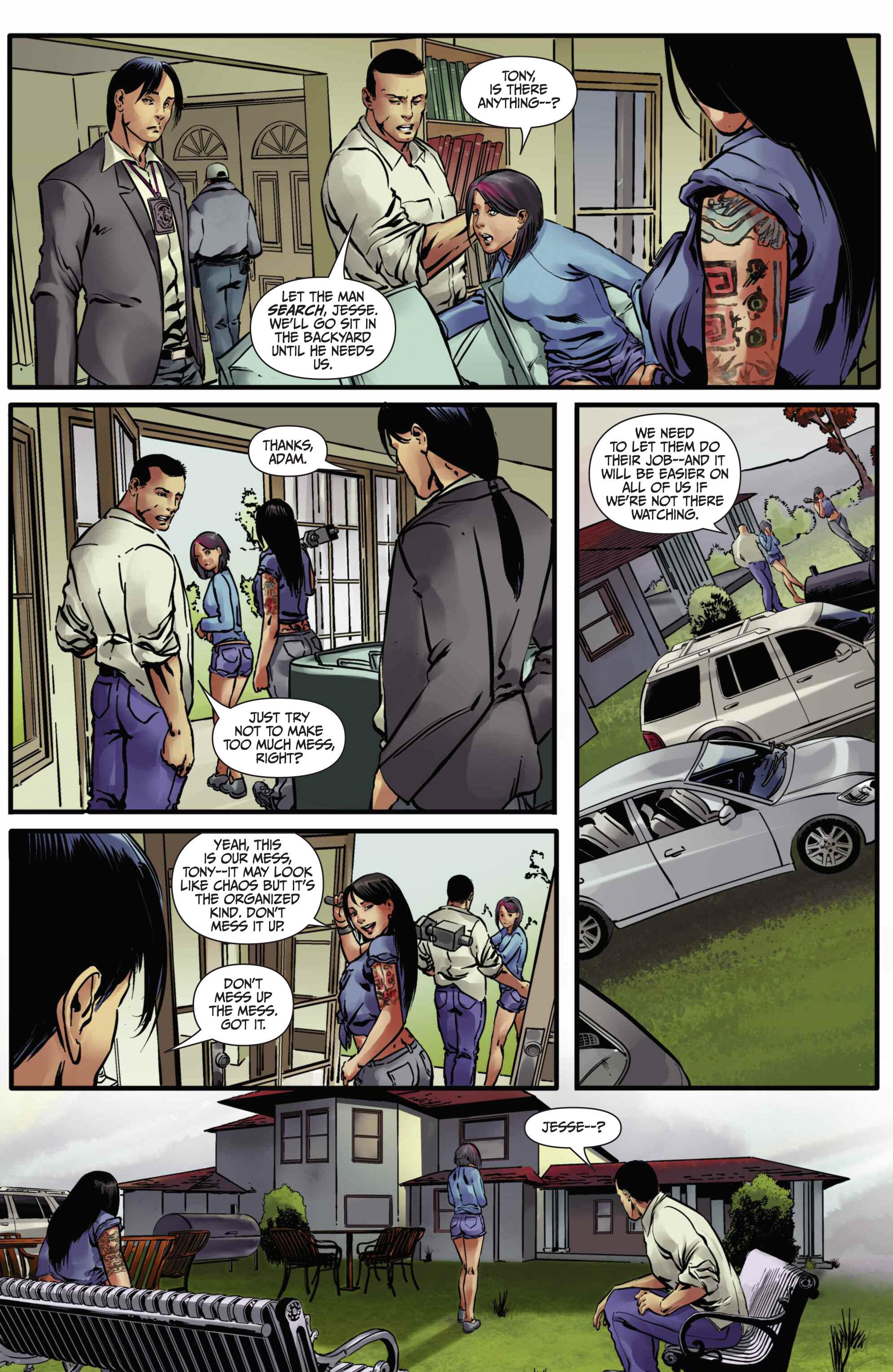 Read online Mercy Thompson comic -  Issue #5 - 4