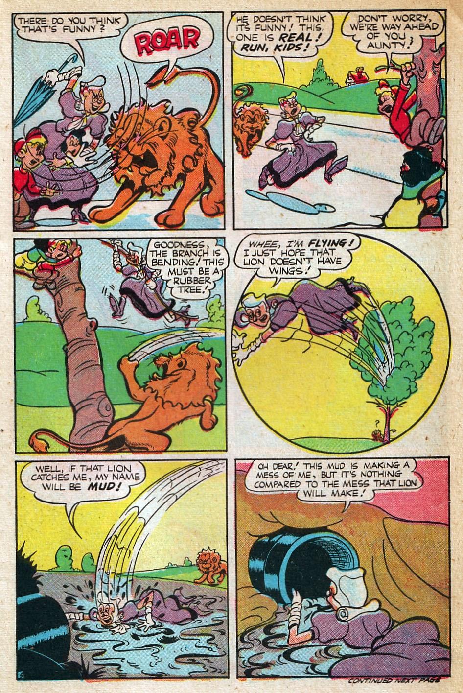 Jingle Jangle Comics issue 15 - Page 9