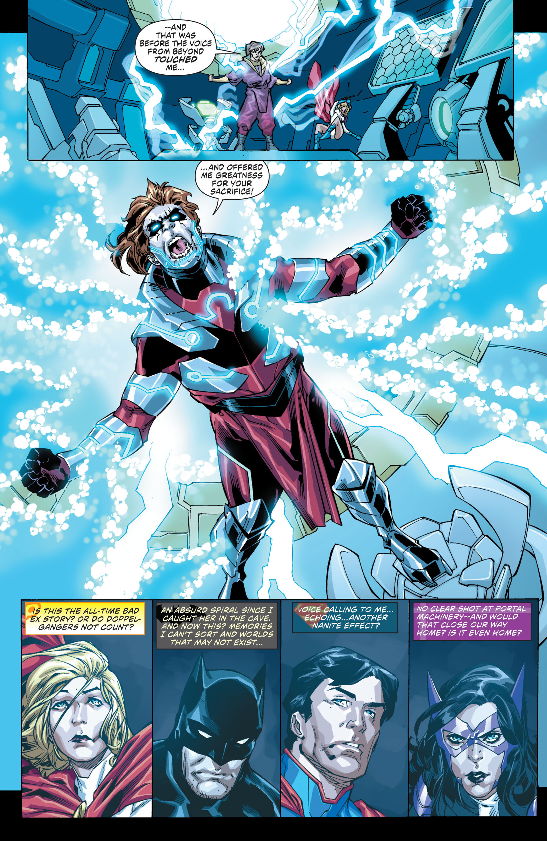 Read online Worlds' Finest comic -  Issue #21 - 4