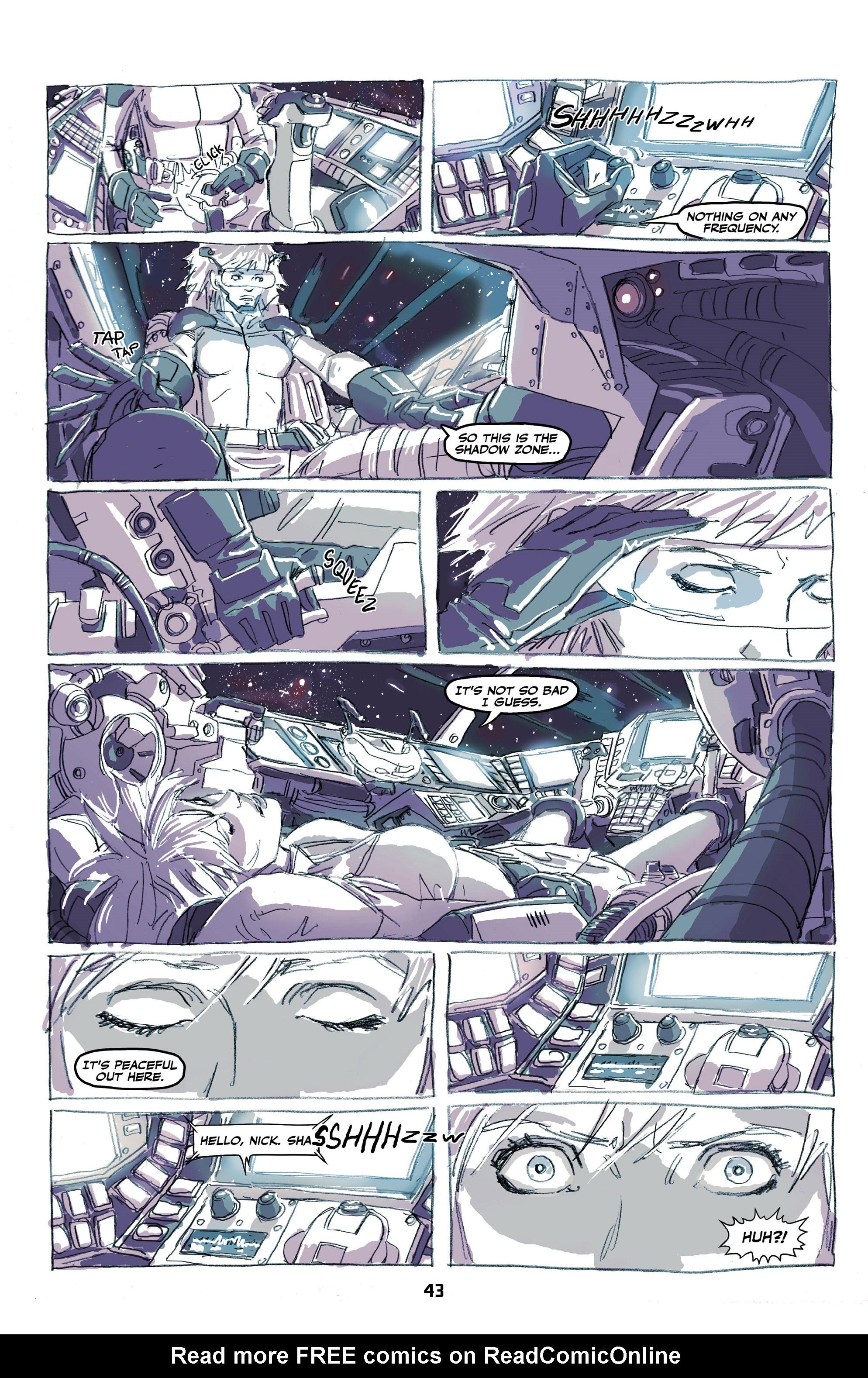 Read online Paklis comic -  Issue #1 - 44